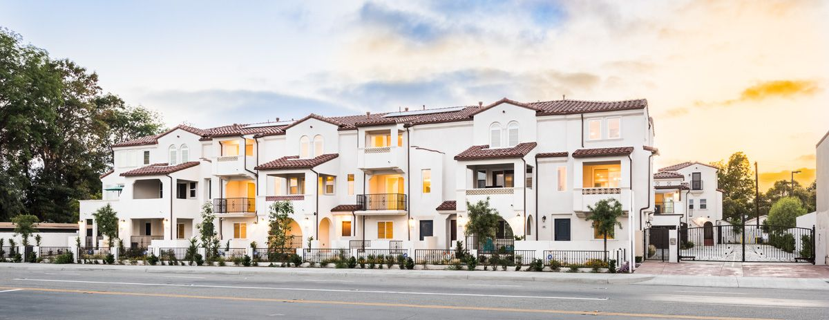 Single Family for Sale at La Vida At Pico - 7011 7015 Passons Blvd Pico Rivera, California 90660 United States