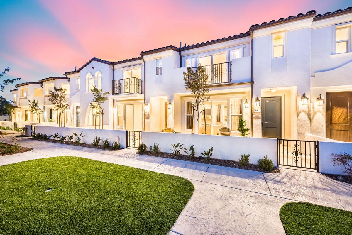 Single Family for Sale at La Vida At Pico - 7025 7015 Passons Blvd Pico Rivera, California 90660 United States