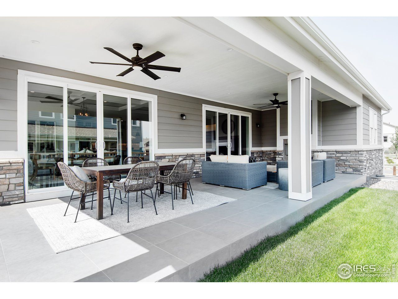 Single Family for Active at Avalon 1677 Shoreview Dr Severance, Colorado 80550 United States