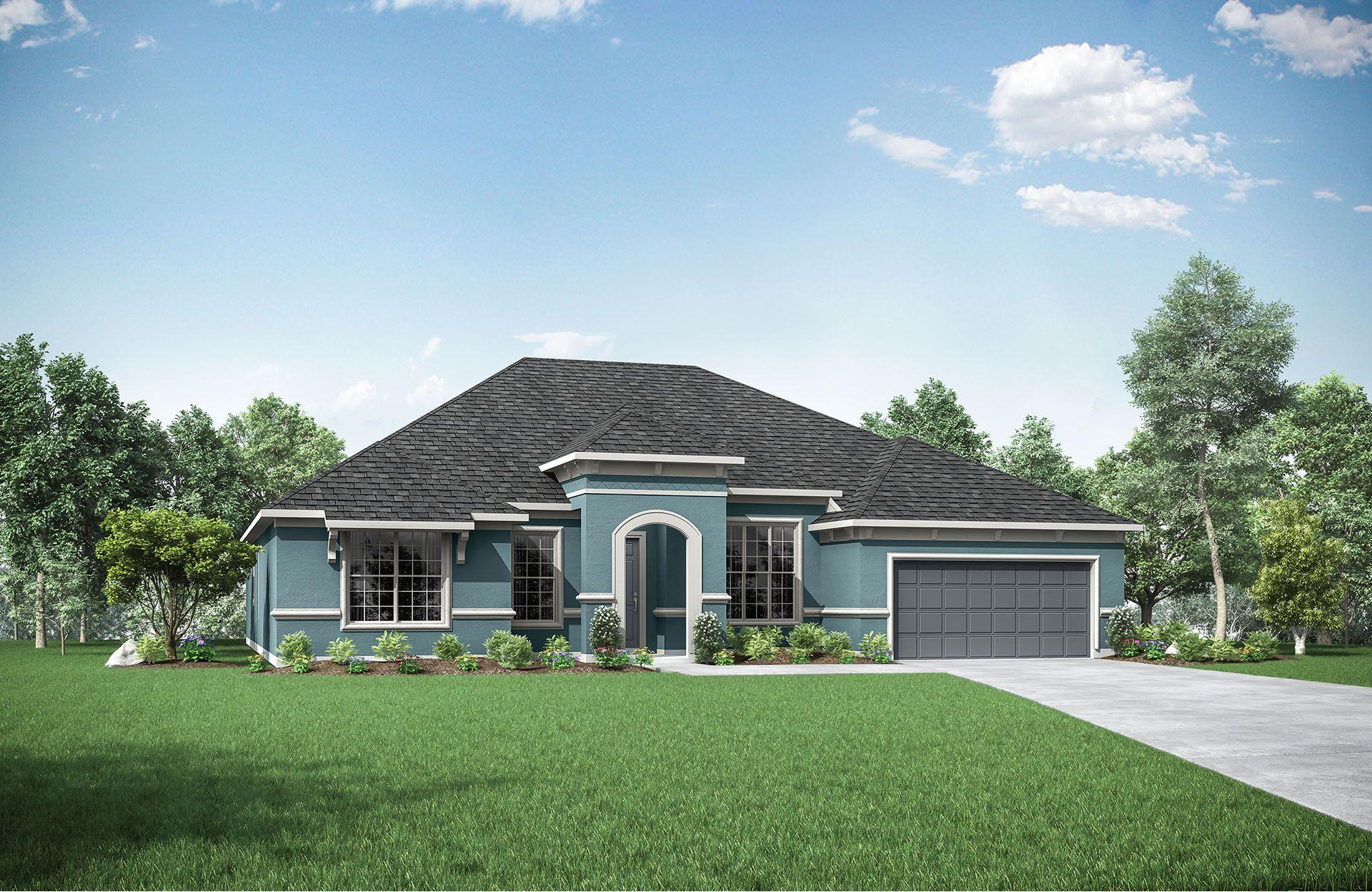 Uma única Família para Venda às Magnolia Point - Durbin 3695 Red Hawk Ct. Green Cove Springs, Florida 32043 United States