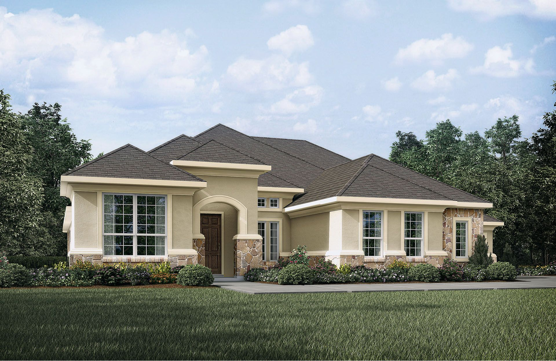 Single Family for Active at Lauren Ii 513 Houston Loop Liberty Hill, Texas 78642 United States