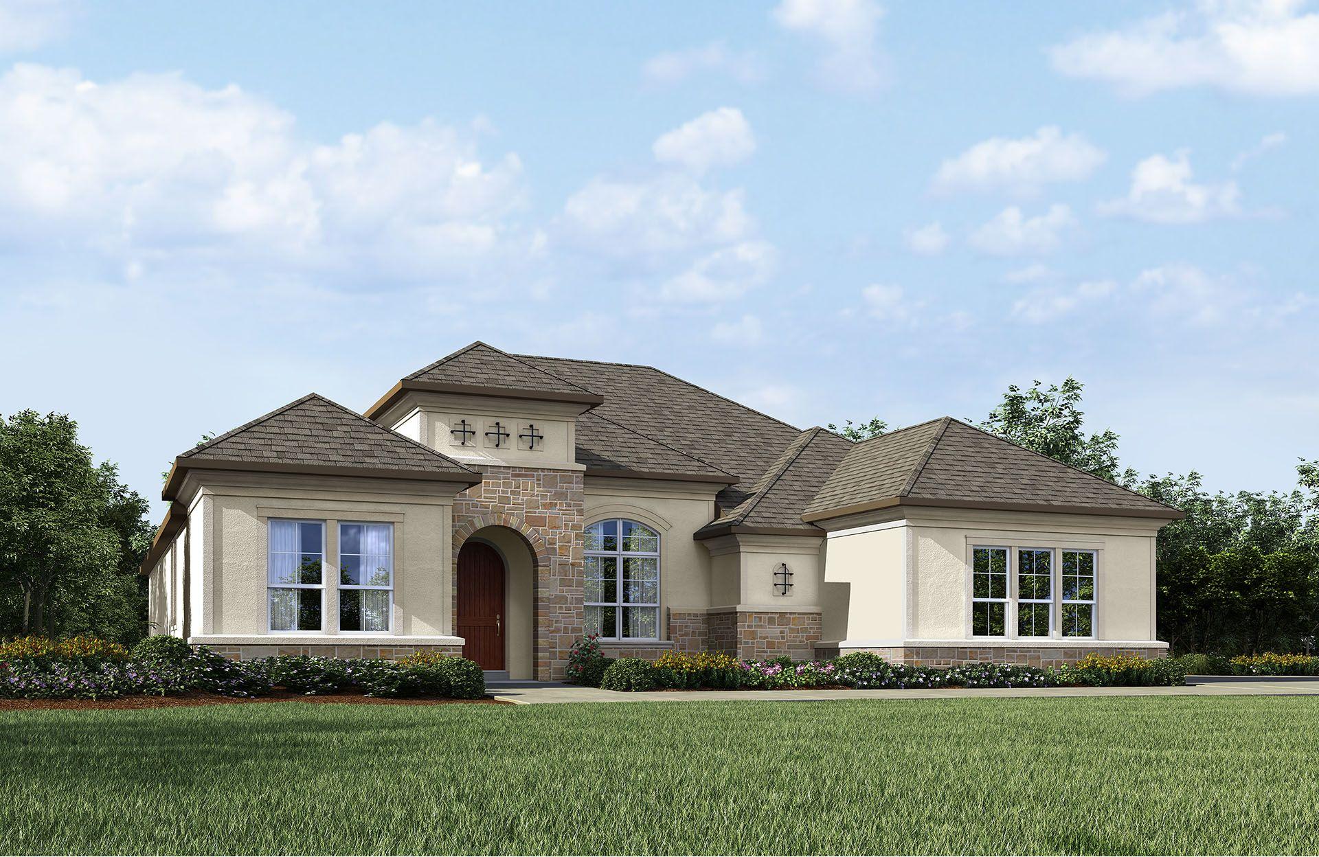 Single Family for Sale at Cimarron Hills - Lauren Iii 307 Flint Ridge Trail Georgetown, Texas 78628 United States