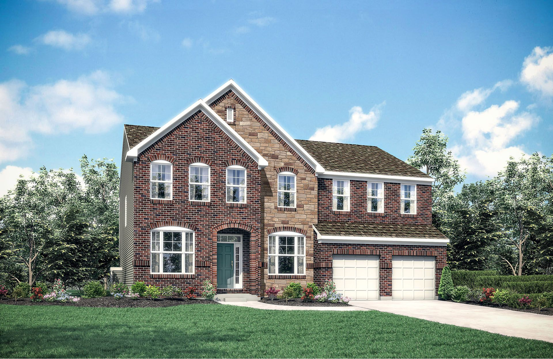 Single Family for Sale at Enclave At South Ridge - Buchanan 3416 Southway Ridge Erlanger, Kentucky 41018 United States