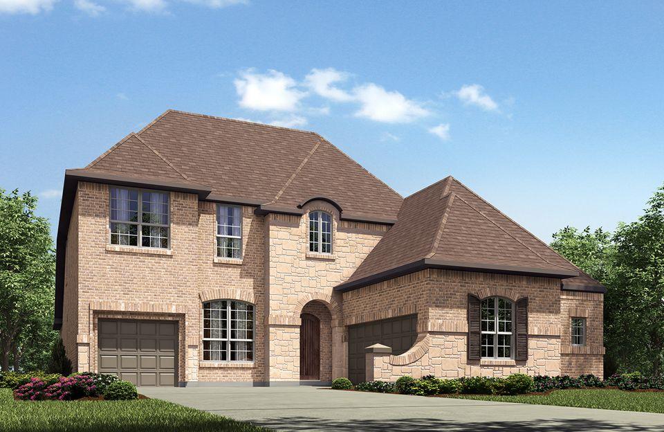 单亲家庭 为 销售 在 Whitley Place - Ravenna 4381 Trinidad Court Prosper, Texas 75078 United States