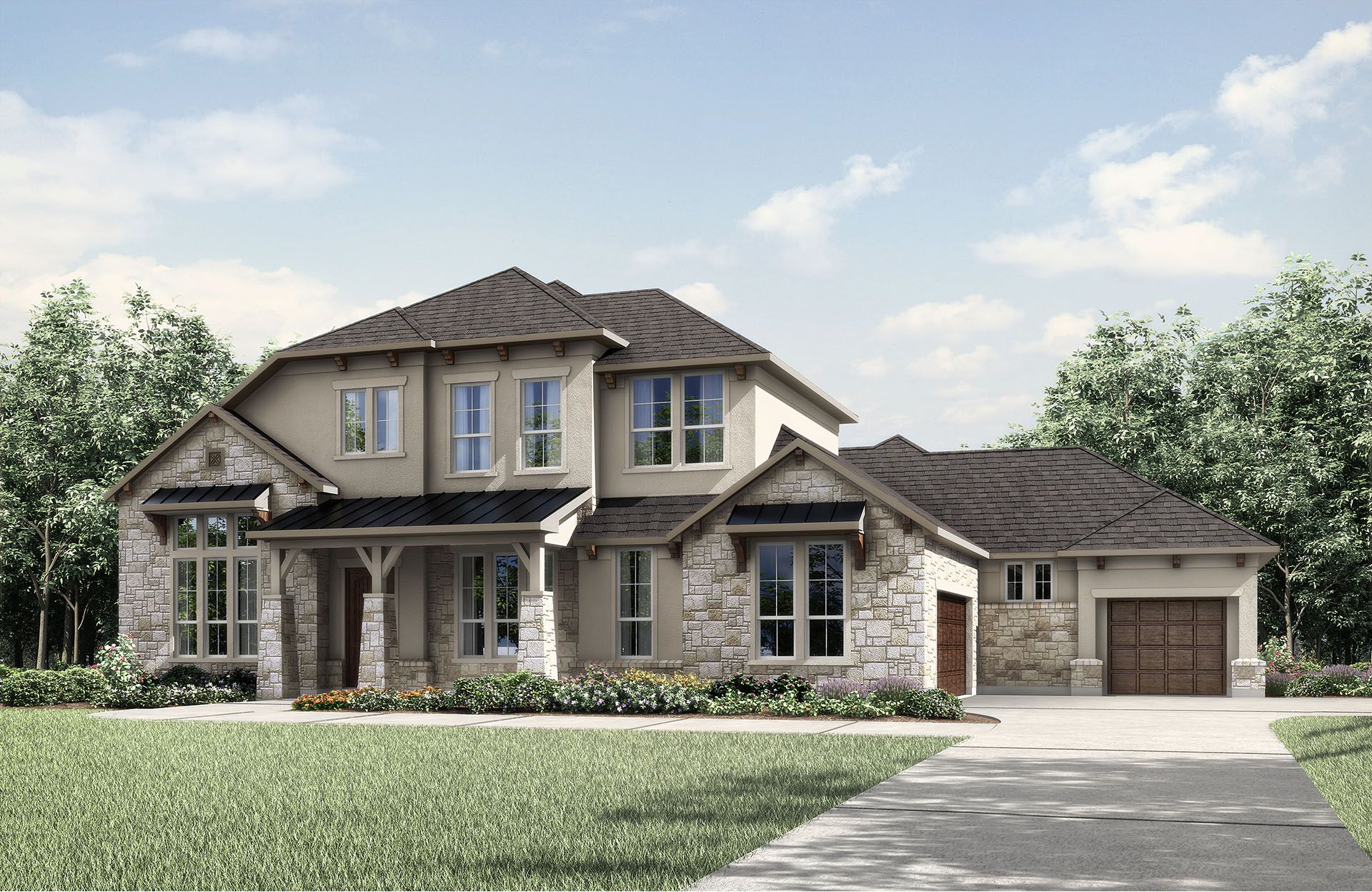 Single Family for Active at Colinas Ii 321 Houston Loop Liberty Hill, Texas 78642 United States