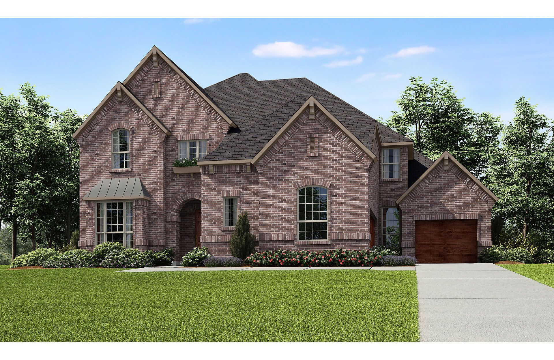 Single Family for Sale at Crystal Falls - Oakley 3976 Venezia View Leander, Texas 78641 United States