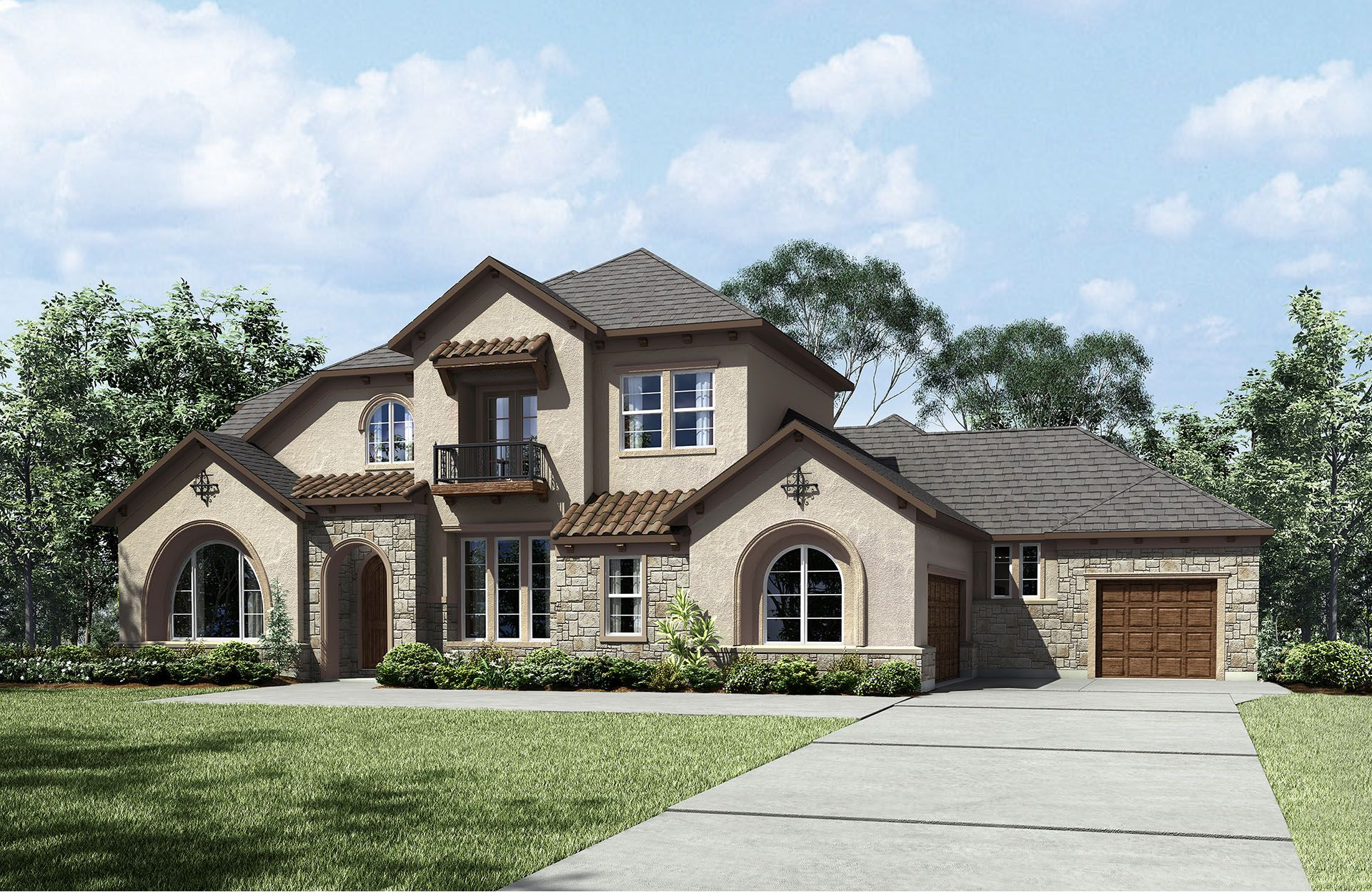 Single Family for Sale at Colinas Ii 16413 Paddlefish Way Austin, Texas 78738 United States