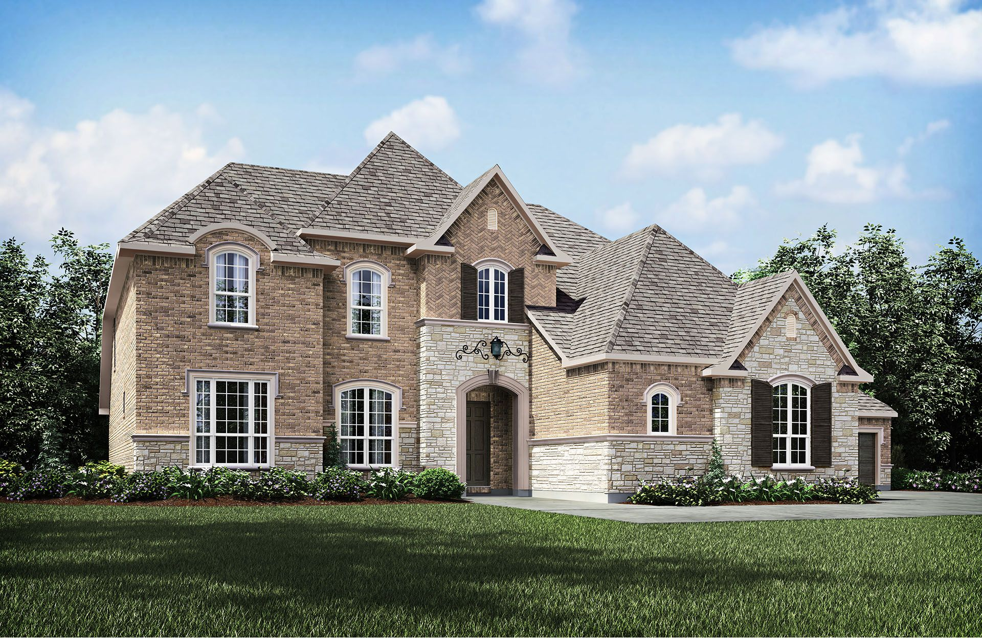 Single Family for Active at Elmsdale 821 Hawk Wood Lane Prosper, Texas 75078 United States
