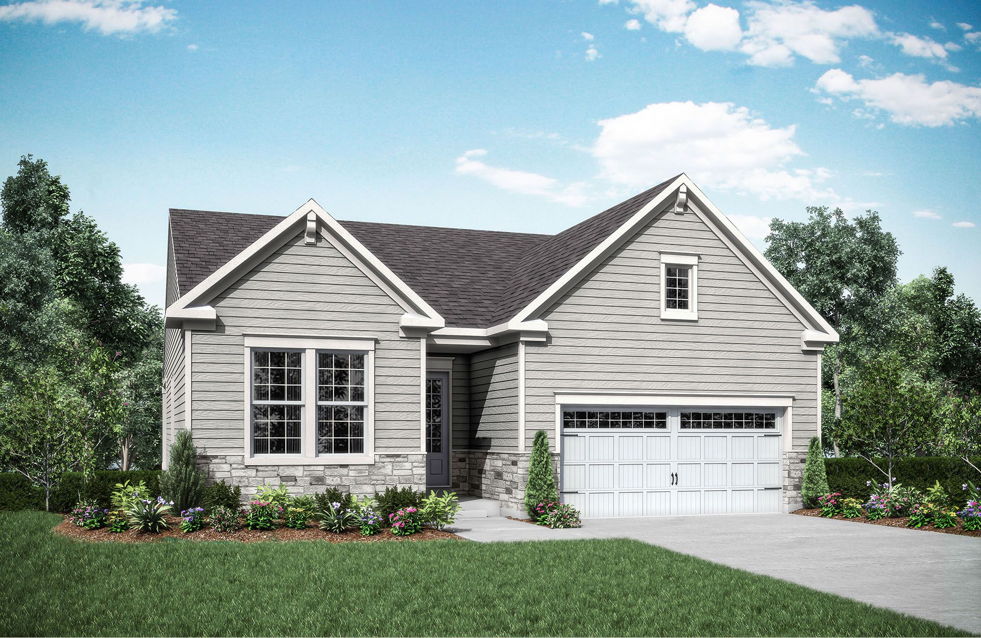 Single Family for Sale at Enclave At South Ridge - Casselberry 3416 Southway Ridge Erlanger, Kentucky 41018 United States