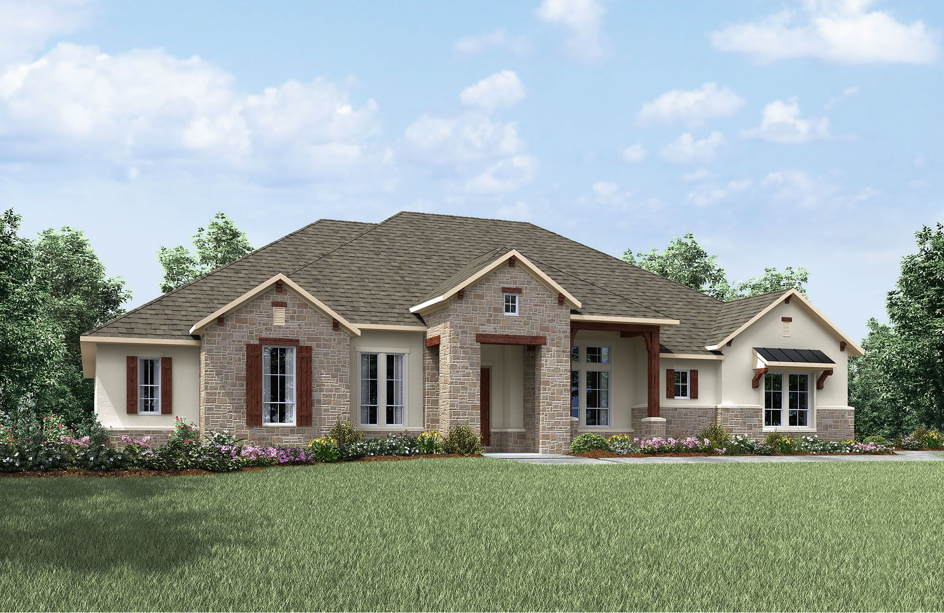 Single Family for Active at Parker 109 Houston Loop Liberty Hill, Texas 78642 United States