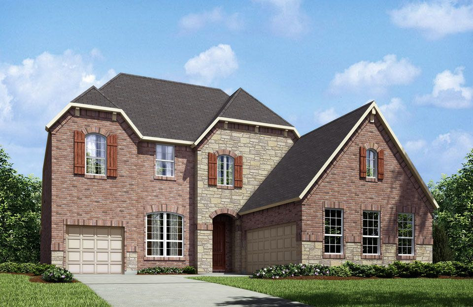 Single Family for Sale at Breezy Hill - Ravenna 795 Featherstone Rockwall, Texas 75087 United States