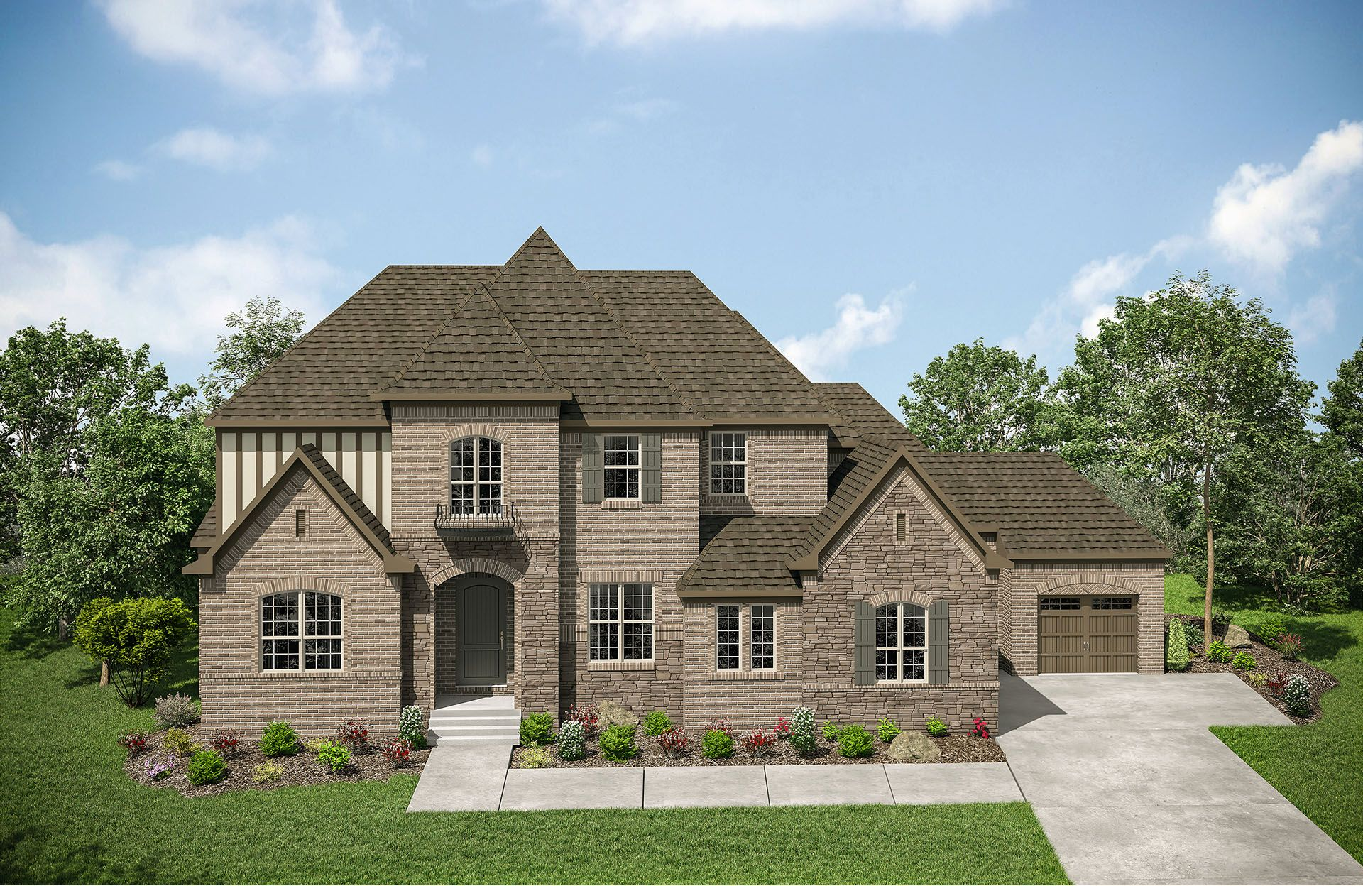 Single Family for Active at Kings' Chapel - Colinas Ii 4071 Old Light Circle Arrington, Tennessee 37014 United States