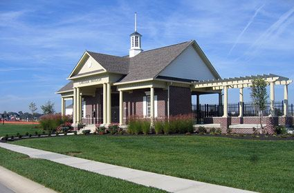 Single Family for Active at Ash Lawn 2399 Meadow Creek Drive Avon, Indiana 46123 United States