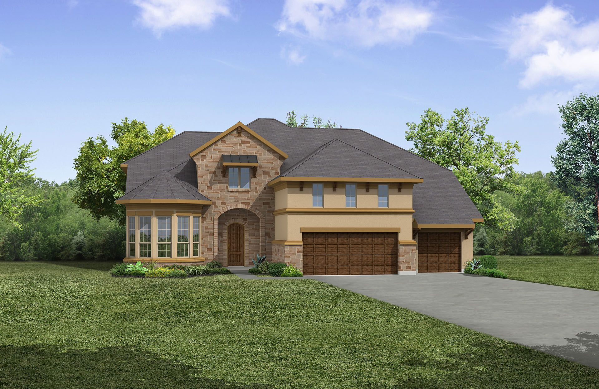 Single Family for Active at Kenwood 508 Umbrella Sky Liberty Hill, Texas 78642 United States
