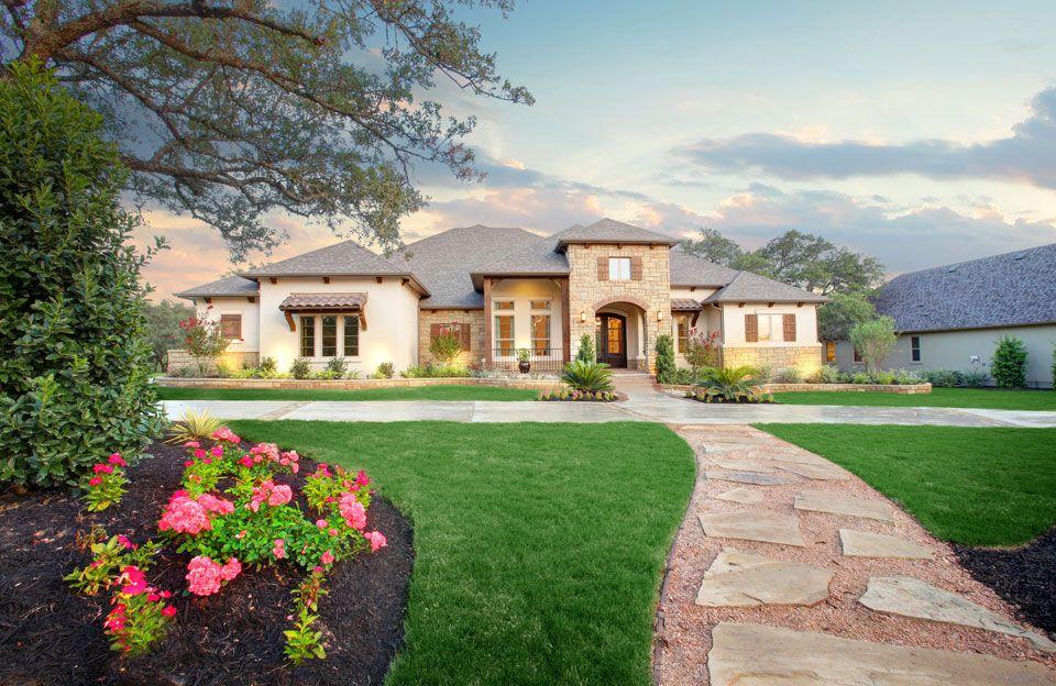 Reagans Overlook New Homes In Leander TX By Drees Custom