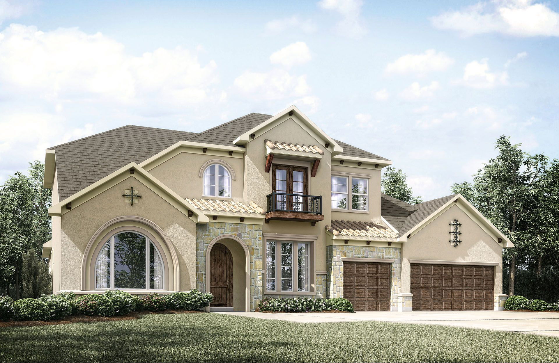 Single Family for Active at Colinas Iv 10569 Lake Palmetto Drive Conroe, Texas 77385 United States