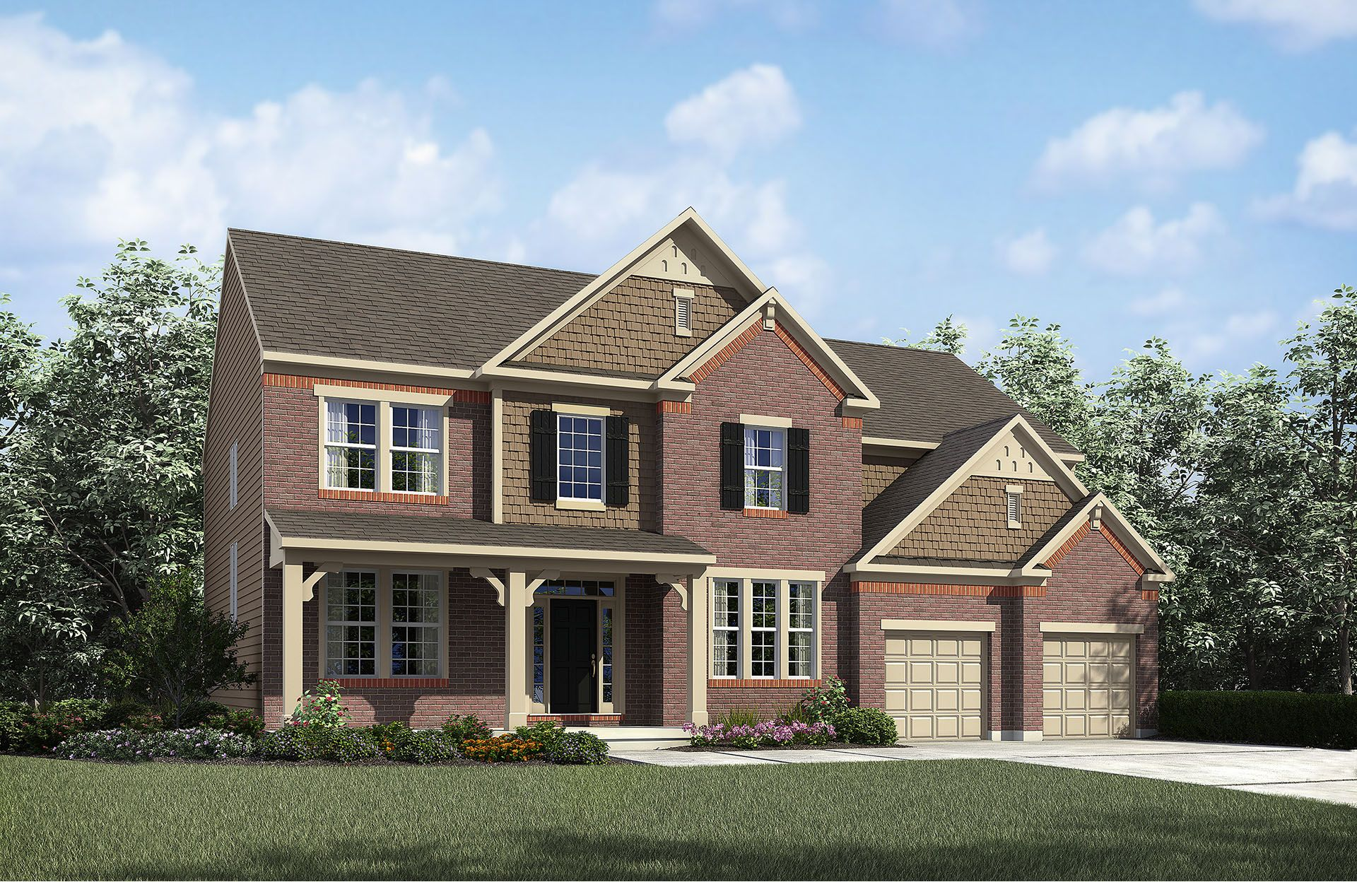 Unifamiliar por un Venta en Tallyn Ridge Estates - Ash Lawn 8395 Pine Bluff Road Frederick, Maryland 21704 United States