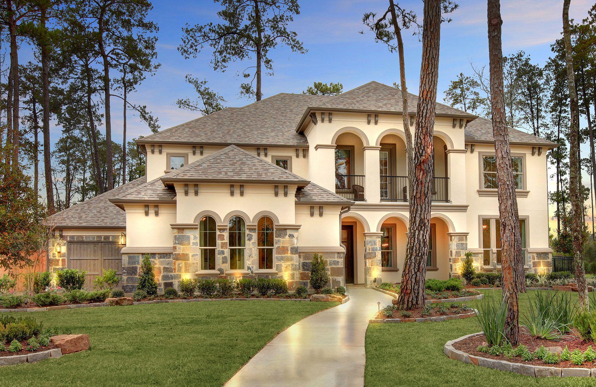 Single Family for Sale at Oakbrook 414 Mill Creek Road Pinehurst, Texas 77362 United States