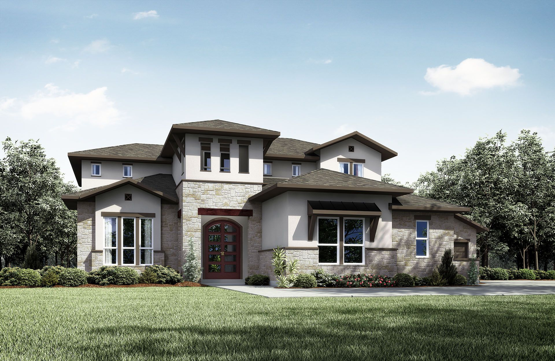 Single Family for Sale at Woodtrace - Lynmar 33823 Mill Creek Way Pinehurst, Texas 77362 United States
