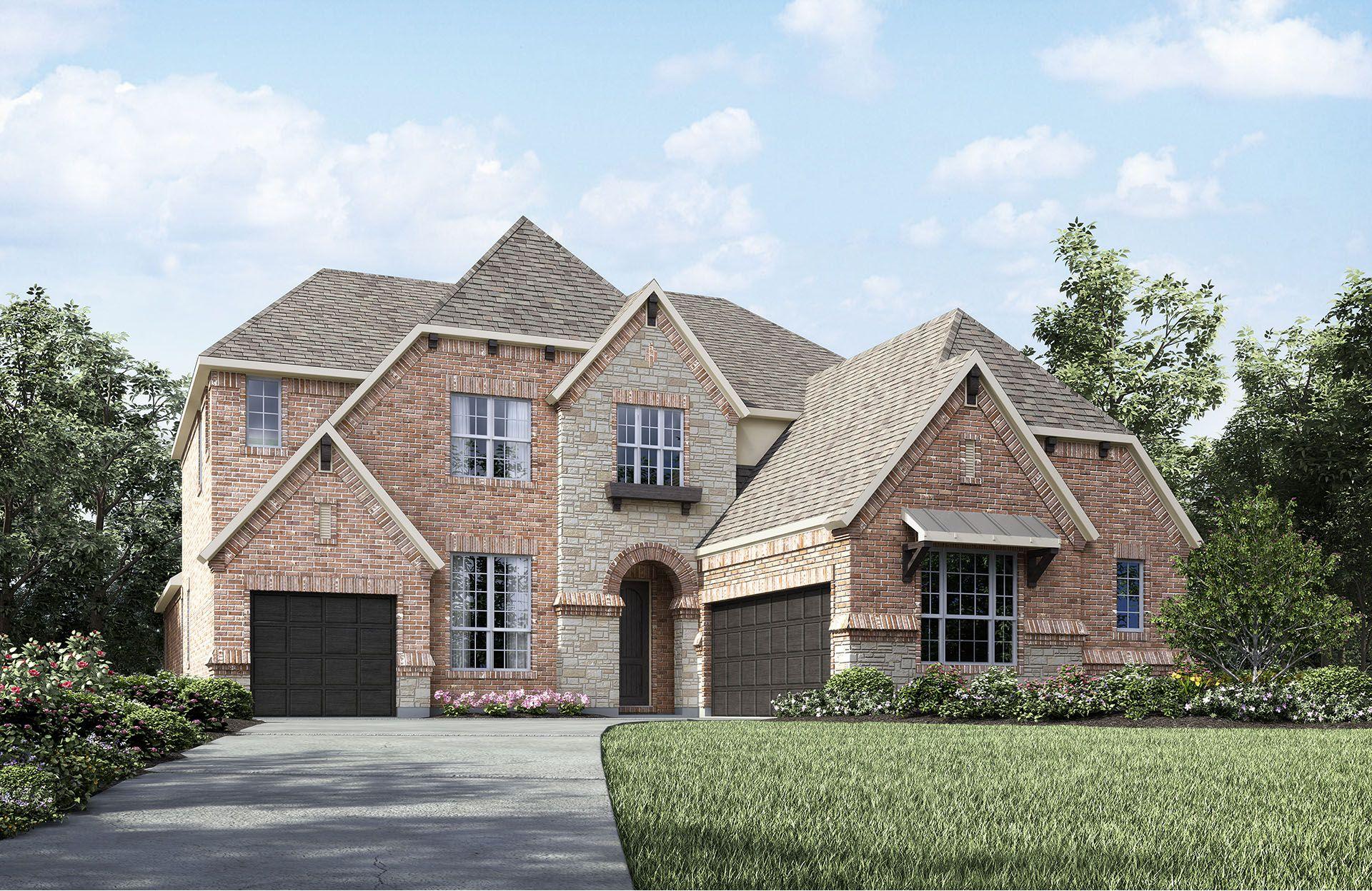 Single Family for Sale at Union Park - Bracken Iii 4908 Union Park Boulevard East Aubrey, Texas 76227 United States