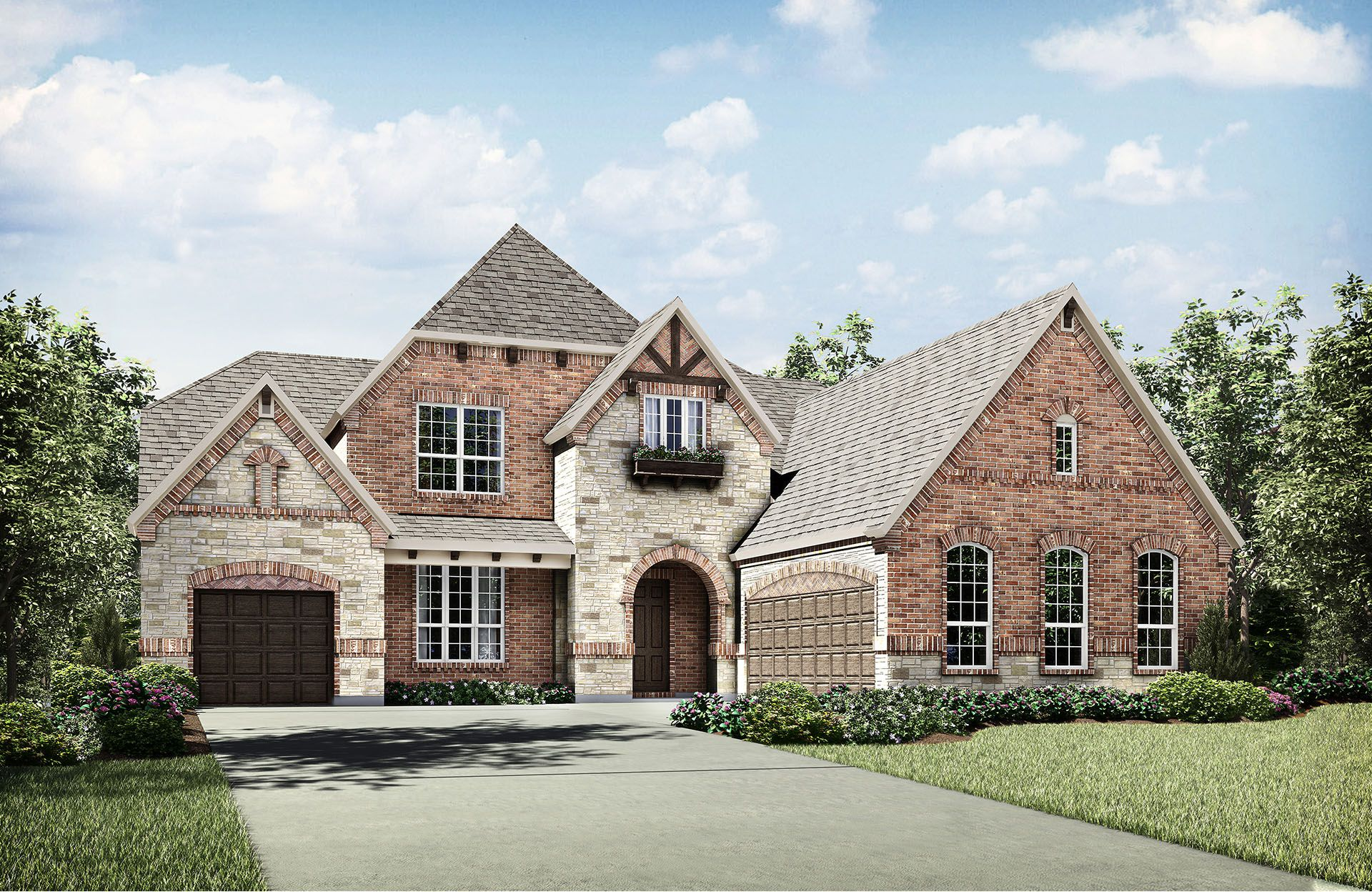 Single Family for Sale at Viridian - Brinkley 1344 Viridian Park Lane Arlington, Texas 76005 United States