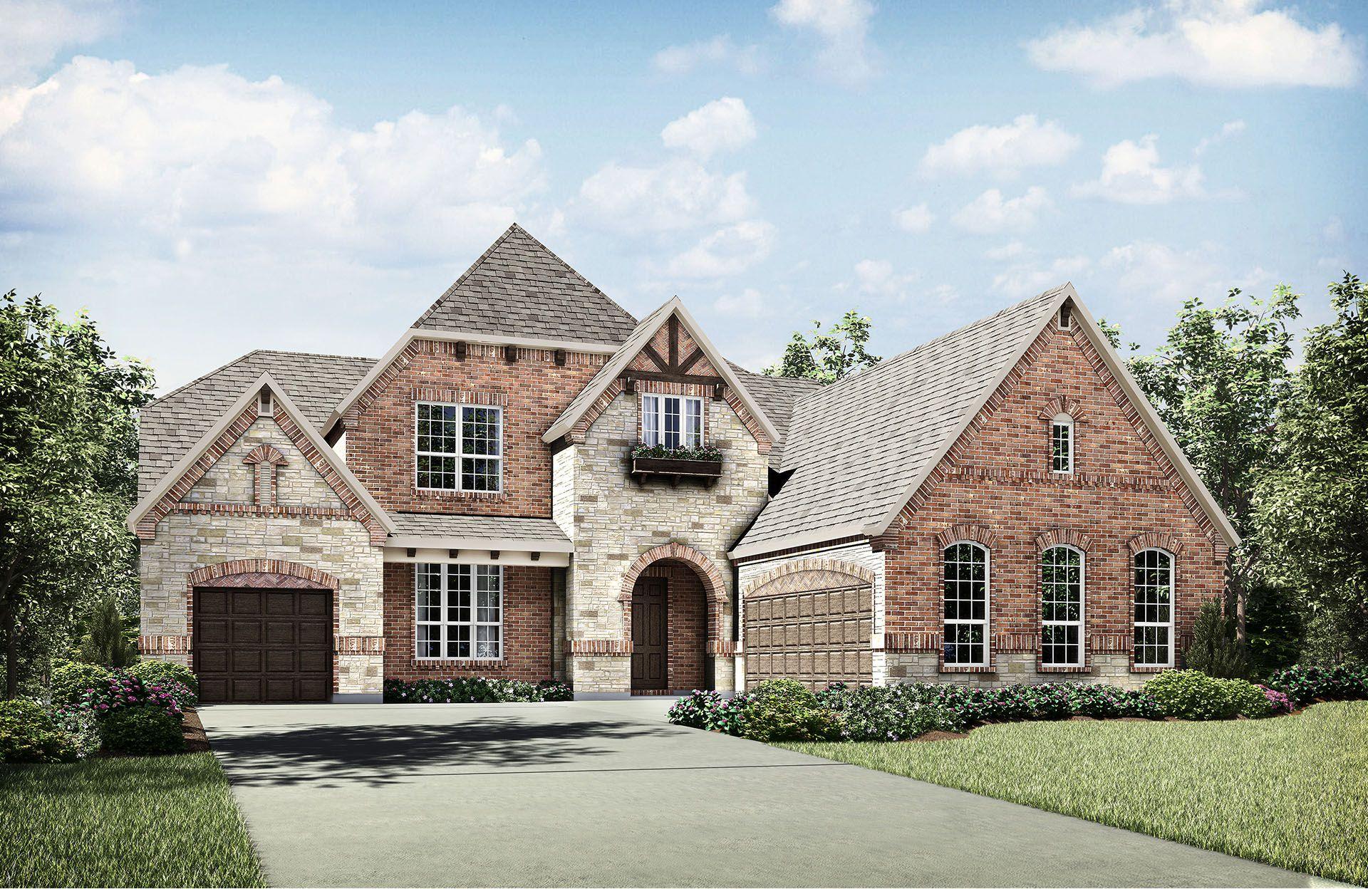 Single Family for Sale at Viridian - Brinkley 1344 Viridian Park Lane Arlington, Texas 76005 United States