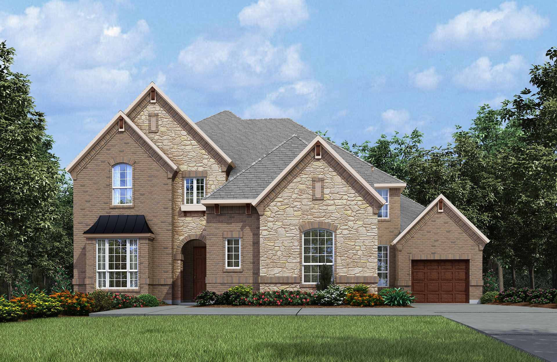 Single Family for Active at Viridian - Oakley Ii 1344 Viridian Park Lane Arlington, Texas 76005 United States