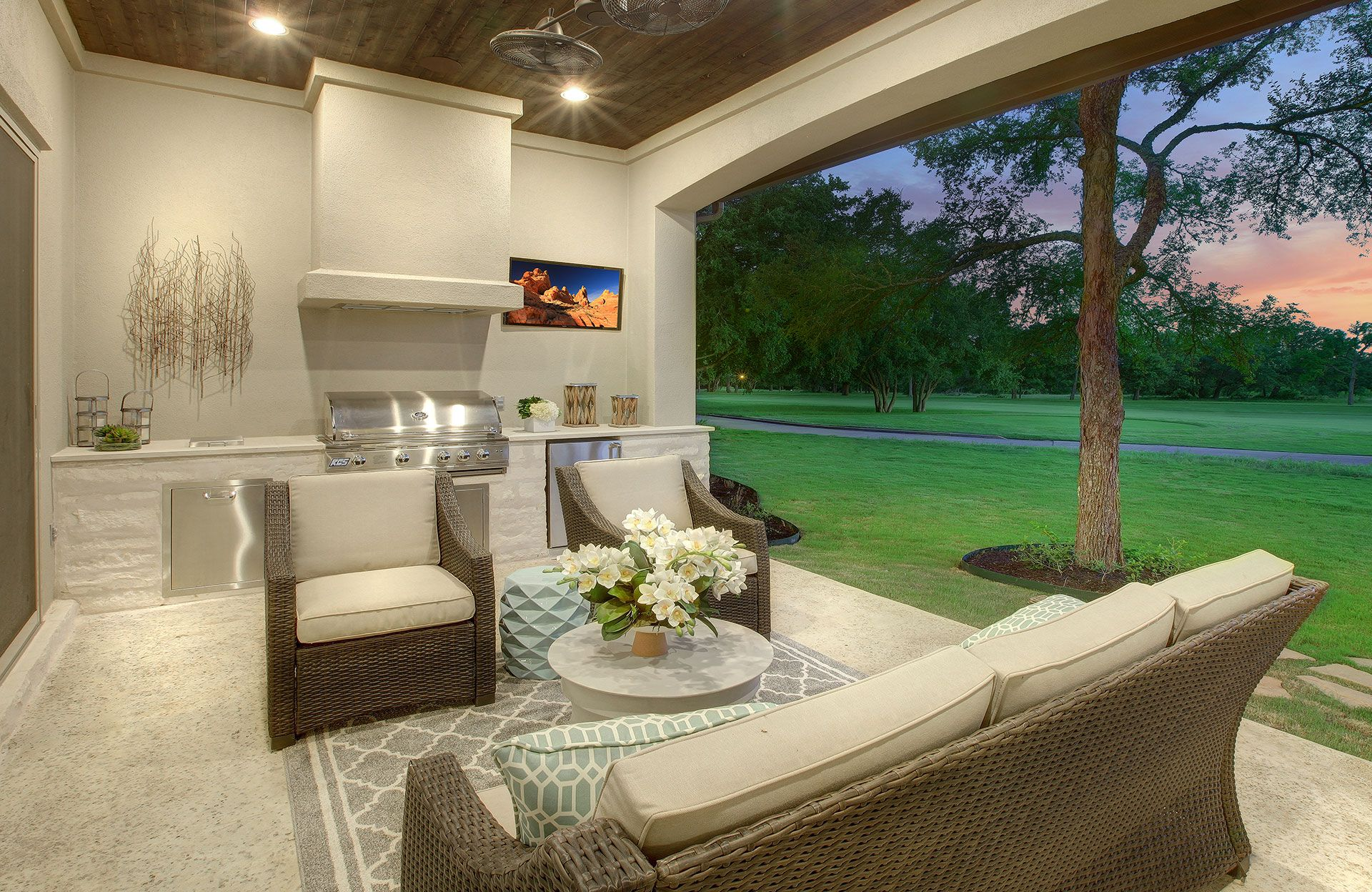 Single Family for Sale at Lauren Ii 313 Flint Ridge Trail Georgetown, Texas 78628 United States