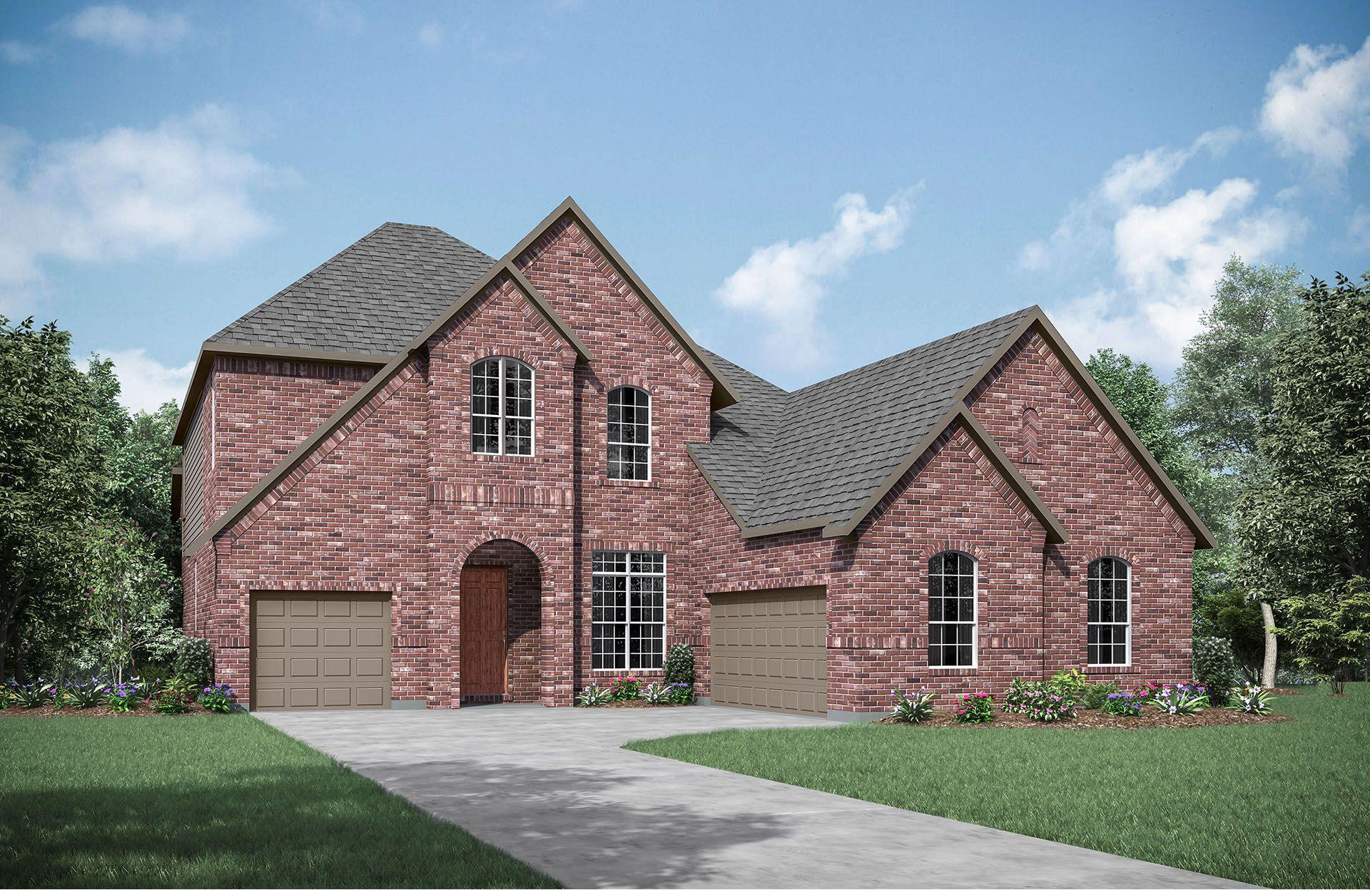 Single Family for Sale at Nine Oaks - Deerfield J 611 Oak Grove Lane Coppell, Texas 75019 United States