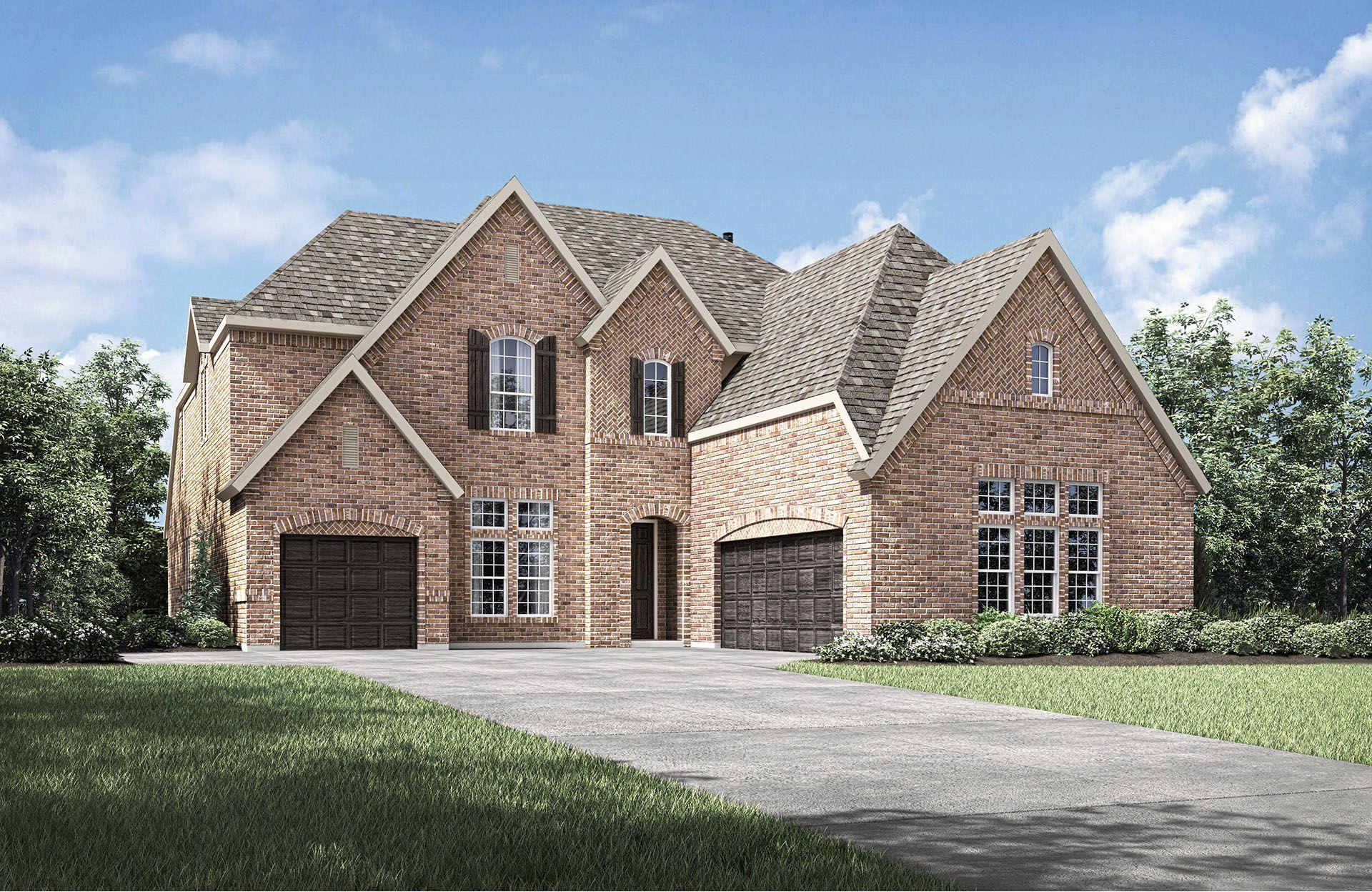 Single Family for Sale at Nine Oaks - Grayford 611 Oak Grove Lane Coppell, Texas 75019 United States