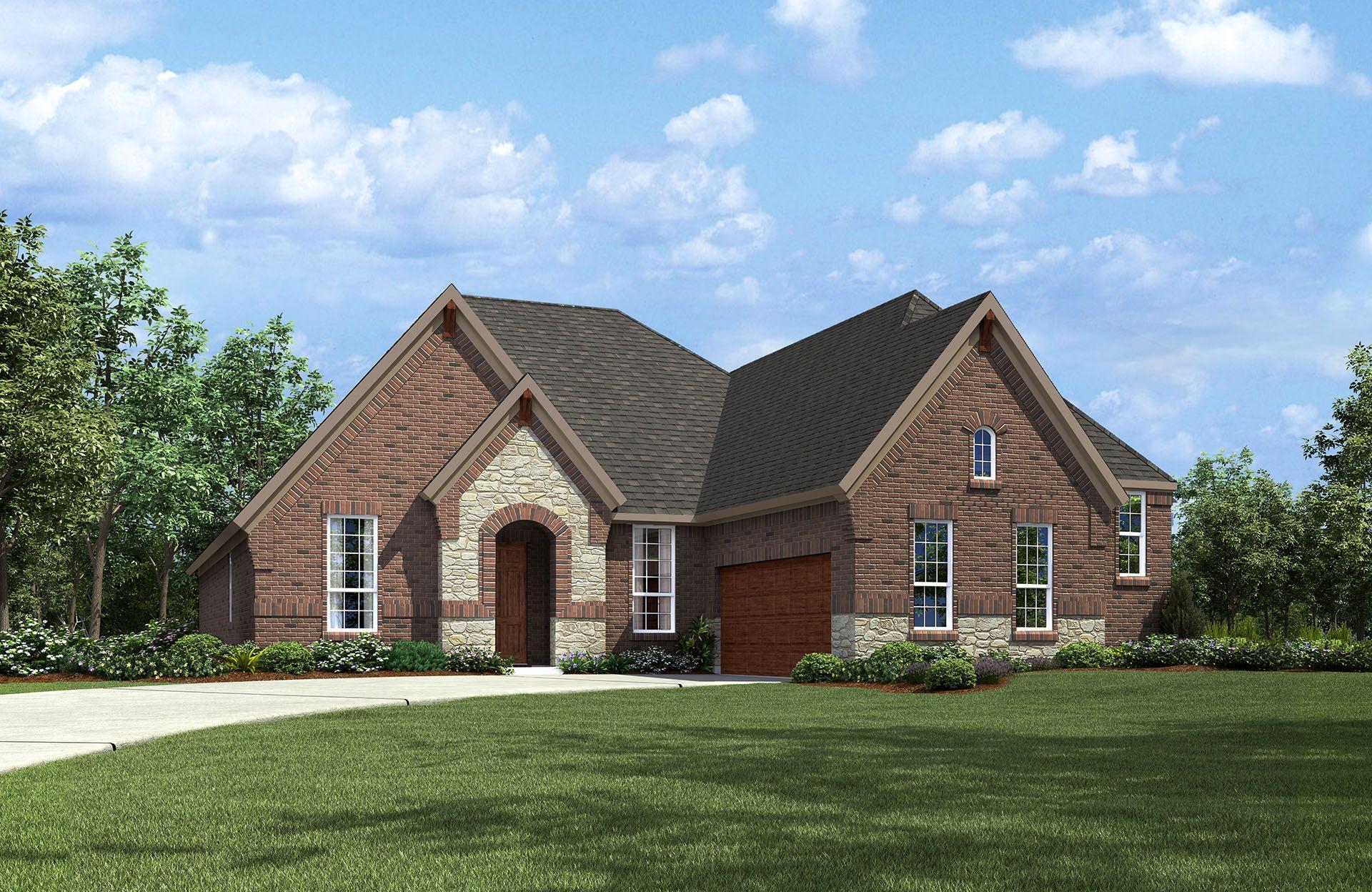 Single Family for Sale at Nine Oaks - Lorenzo Iii 611 Oak Grove Lane Coppell, Texas 75019 United States
