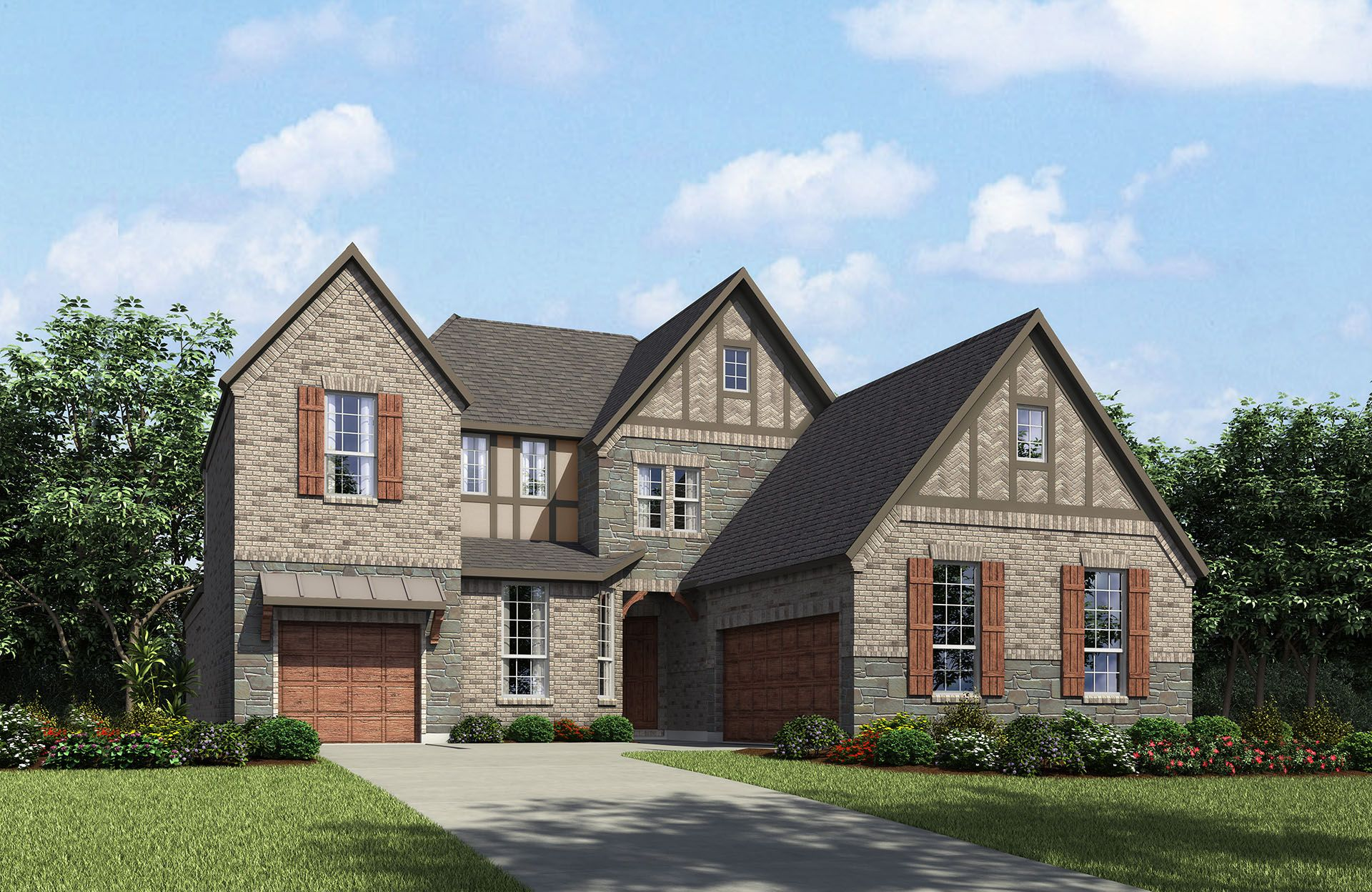 Single Family for Sale at Nine Oaks - Palermo 611 Oak Grove Lane Coppell, Texas 75019 United States