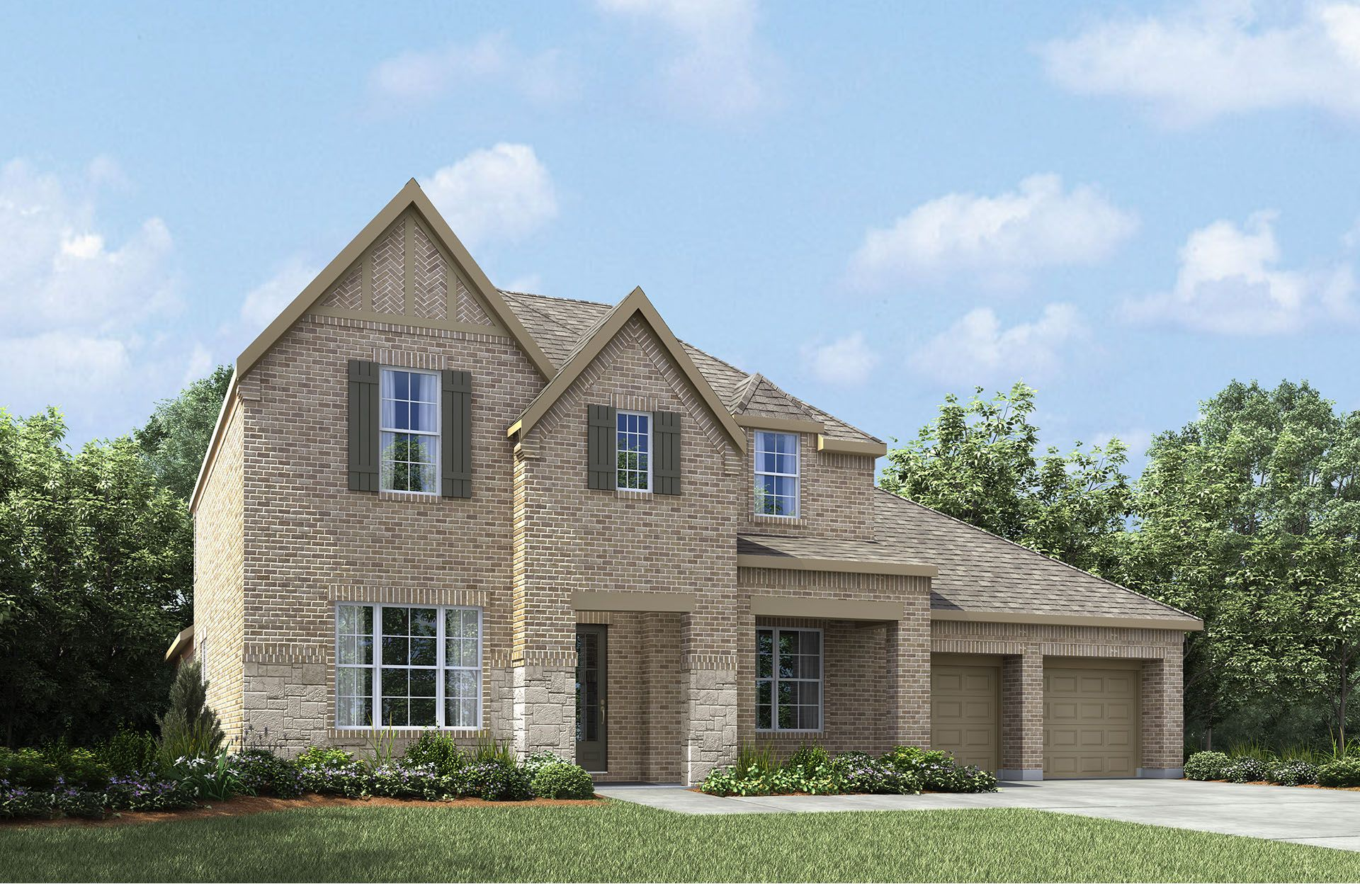 Single Family for Active at Tanner 7028 Central Court Aubrey, Texas 76227 United States