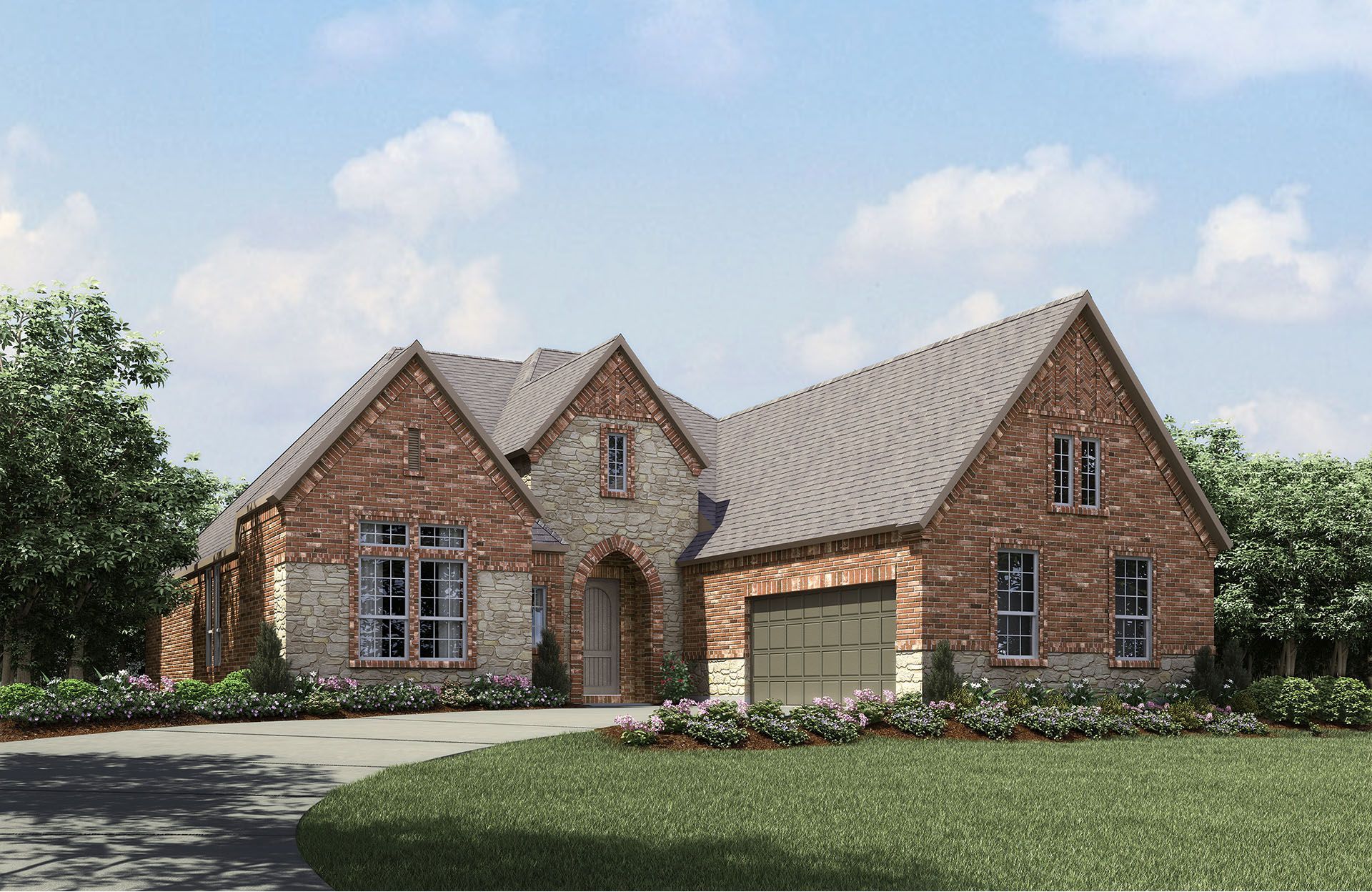 Single Family for Sale at Nine Oaks - Penmar J 611 Oak Grove Lane Coppell, Texas 75019 United States