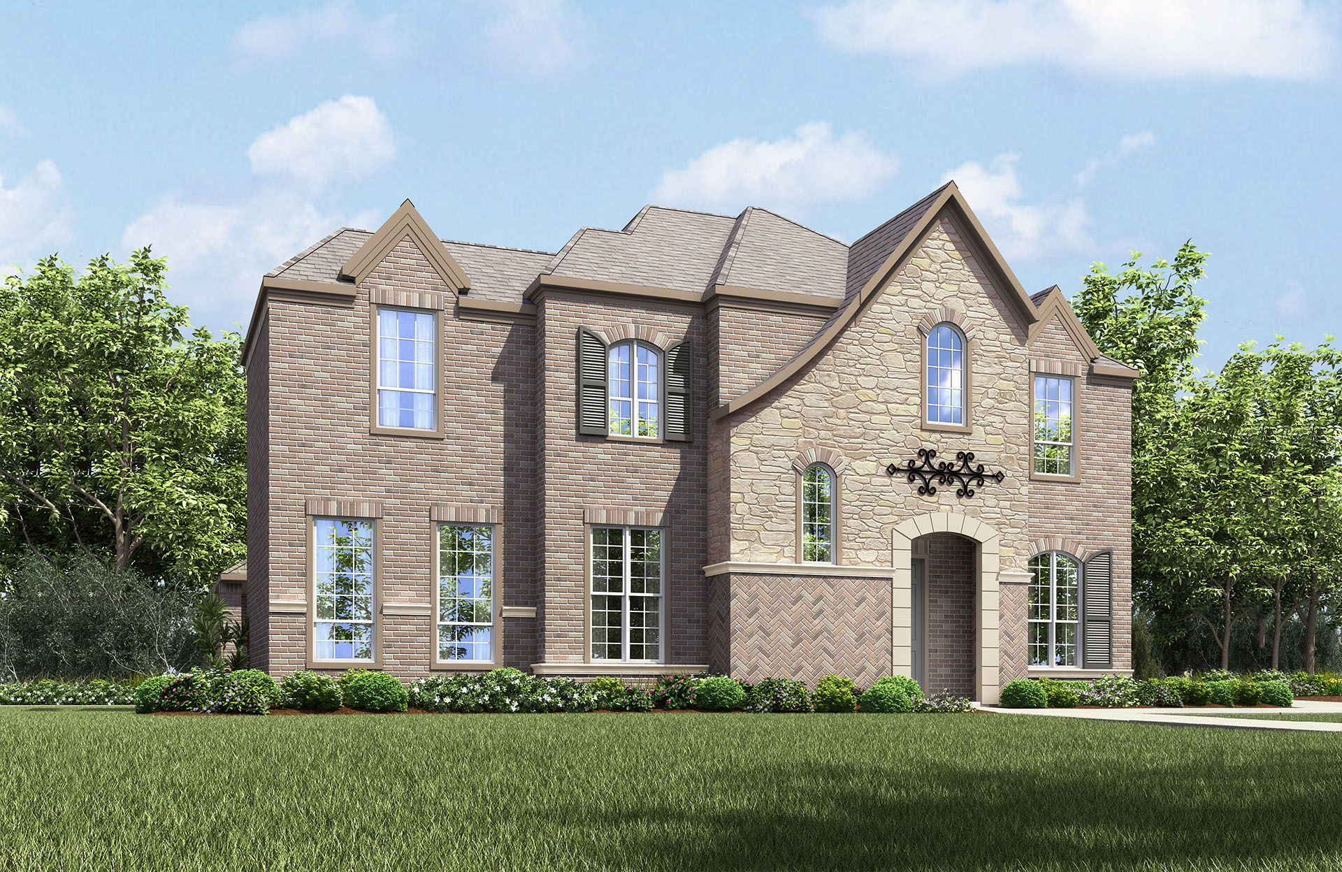 Single Family for Sale at Cambria Ii 1316 Ivy Charm Way Arlington, Texas 76005 United States