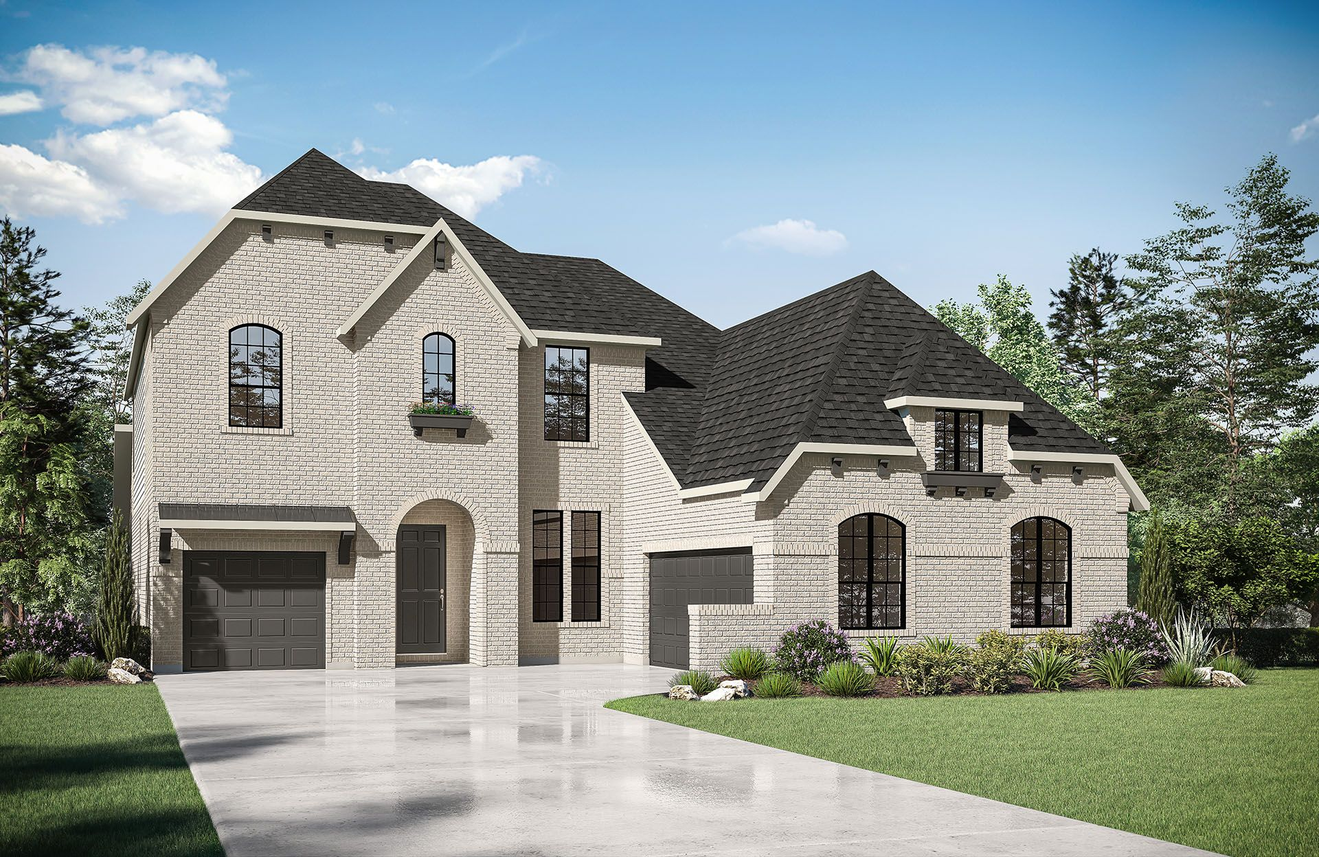 Single Family for Active at Villas Of Hogan's Glen - Deerfield J 20 Katie Lane Trophy Club, Texas 76262 United States