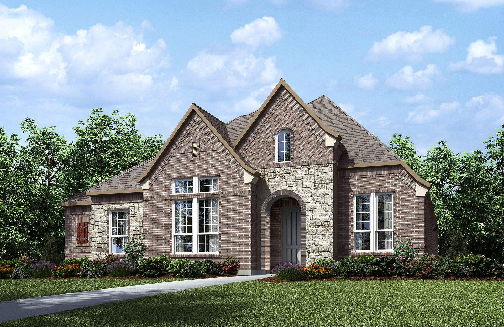 Single Family for Sale at Corona 3901 Cathedral Oak Drive Arlington, Texas 76005 United States