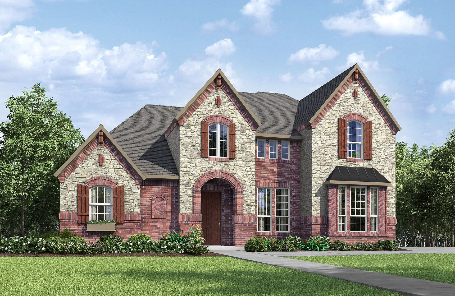 Single Family for Sale at Salerno 4223 Tiger Lily Lane Arlington, Texas 76005 United States