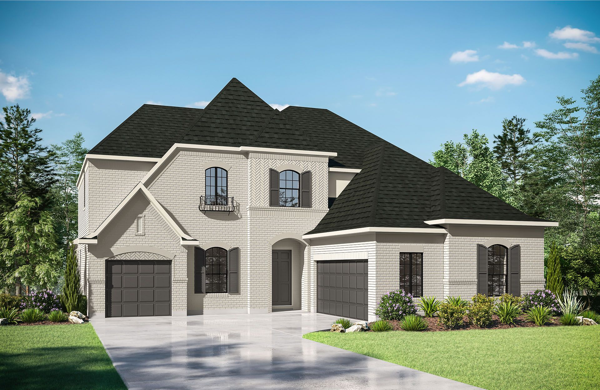Single Family for Sale at Bracken Iii 602 Oak Grove Lane Coppell, Texas 75019 United States