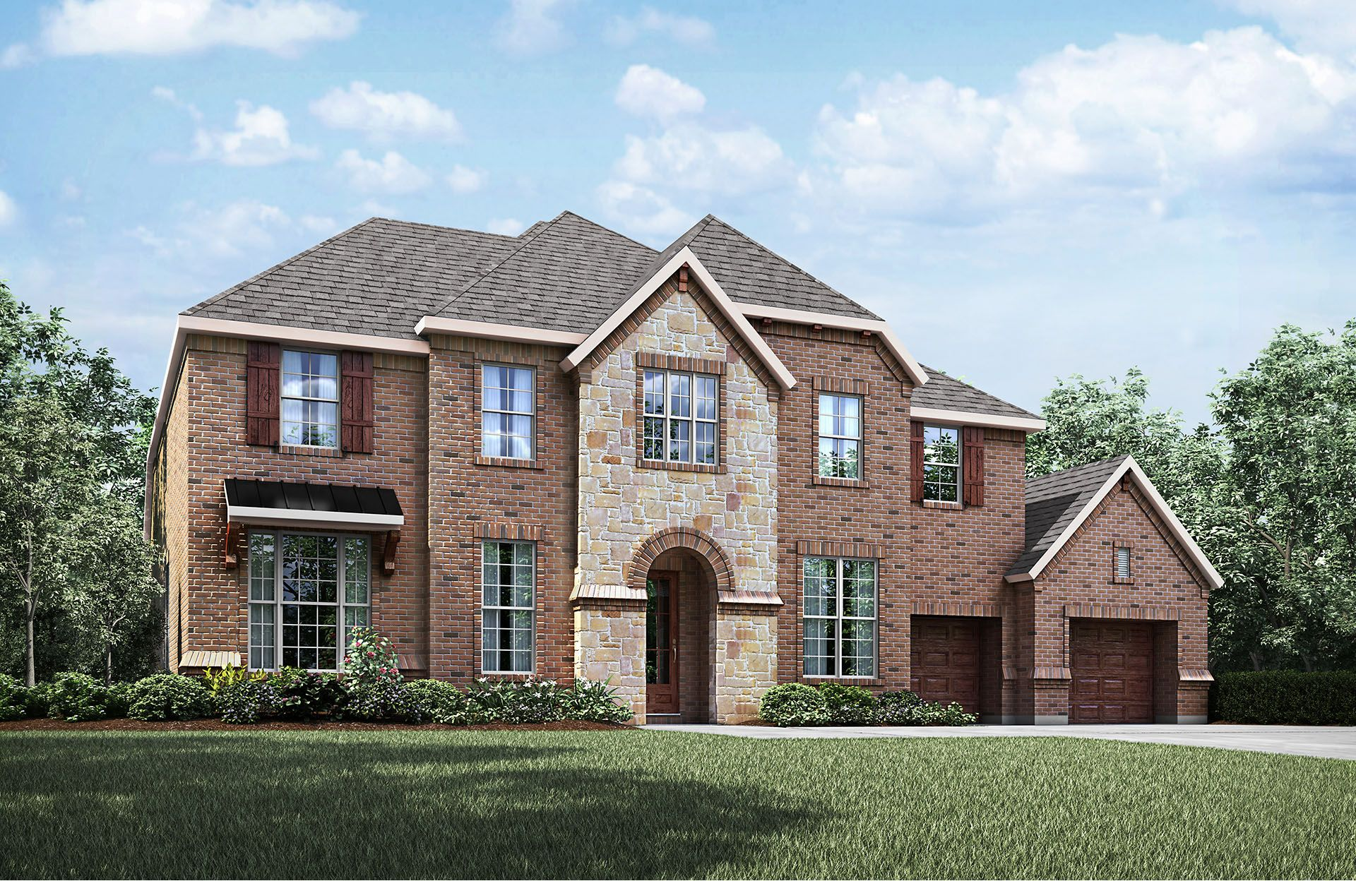 Single Family for Sale at Royal Brook At Kingwood - Bancroft 3306 Lockridge Harbor Lane Porter, Texas 77365 United States