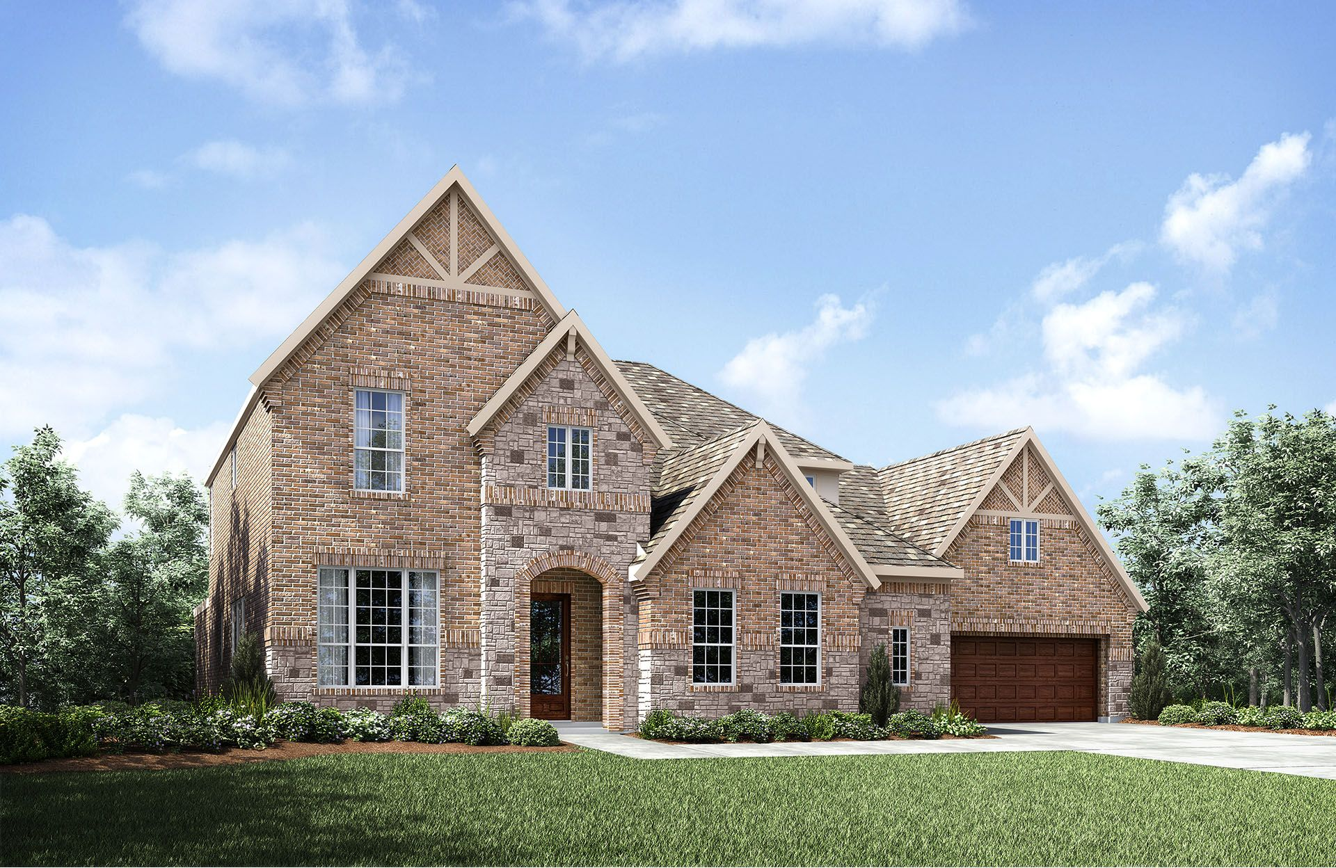 Single Family for Active at Meridiana - Sommers 3510 Halladay Way Iowa Colony, Texas 77583 United States