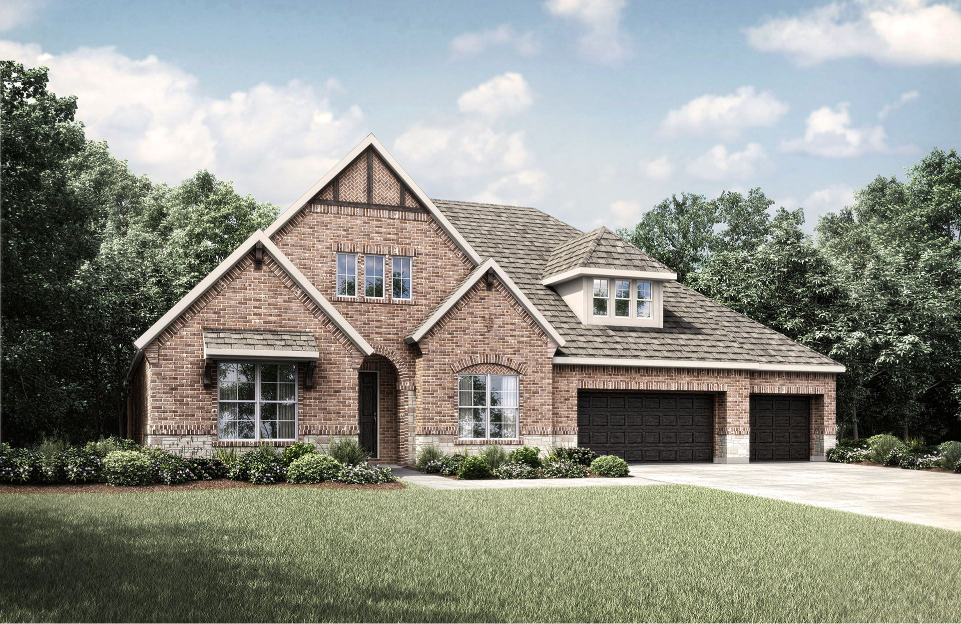 Single Family for Sale at Woodtrace - Torrey 33823 Mill Creek Way Pinehurst, Texas 77362 United States