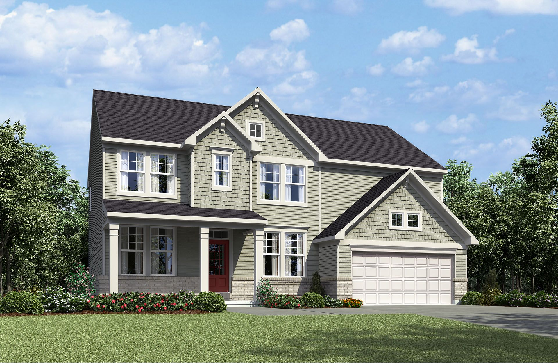 Single Family for Active at Quentin 23 Iron Master Drive Stafford, Virginia 22554 United States
