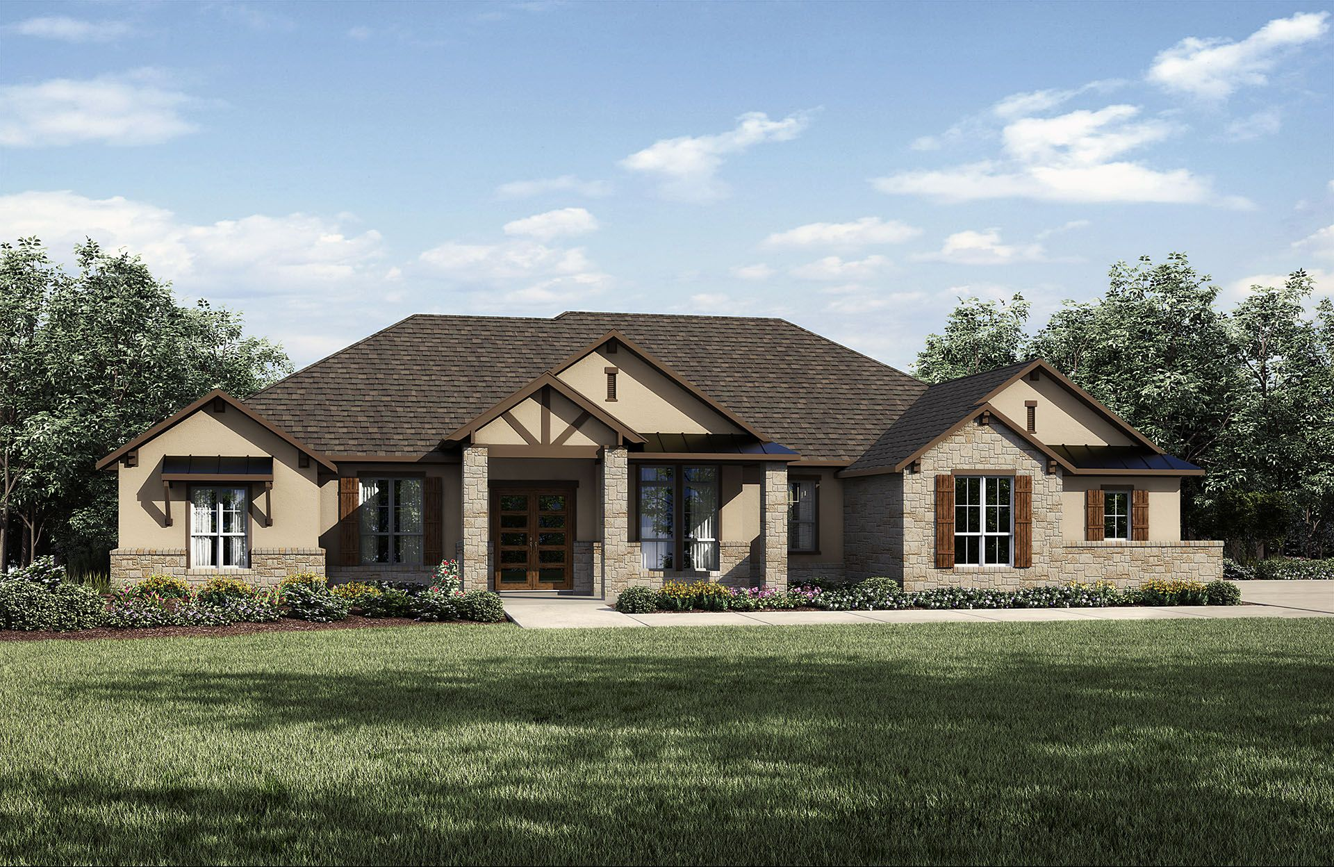 Single Family for Sale at Channing 604 Brave Face Street Leander, Texas 78641 United States