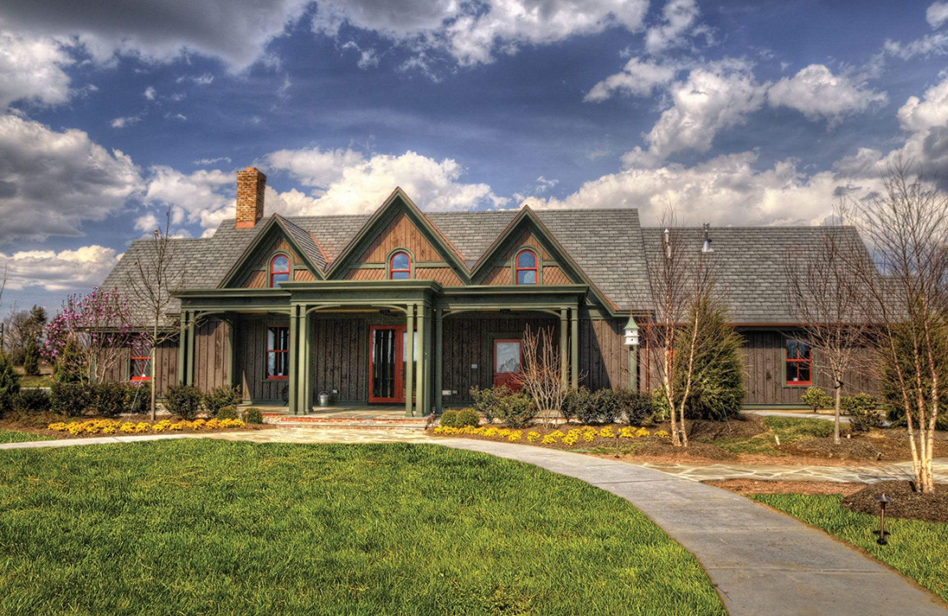 Willowsford New Homes In Aldie Va By Drees Homes
