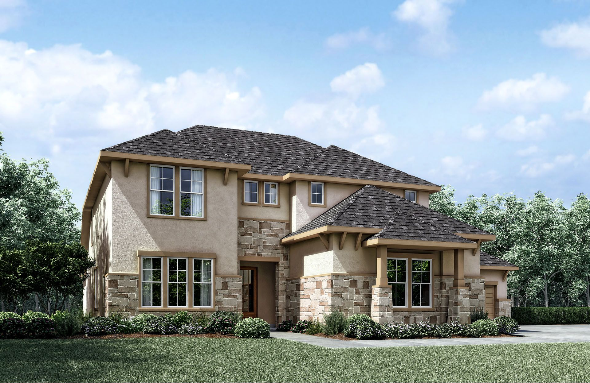 Single Family for Sale at Woodtrace - Sonora 33823 Mill Creek Way Pinehurst, Texas 77362 United States
