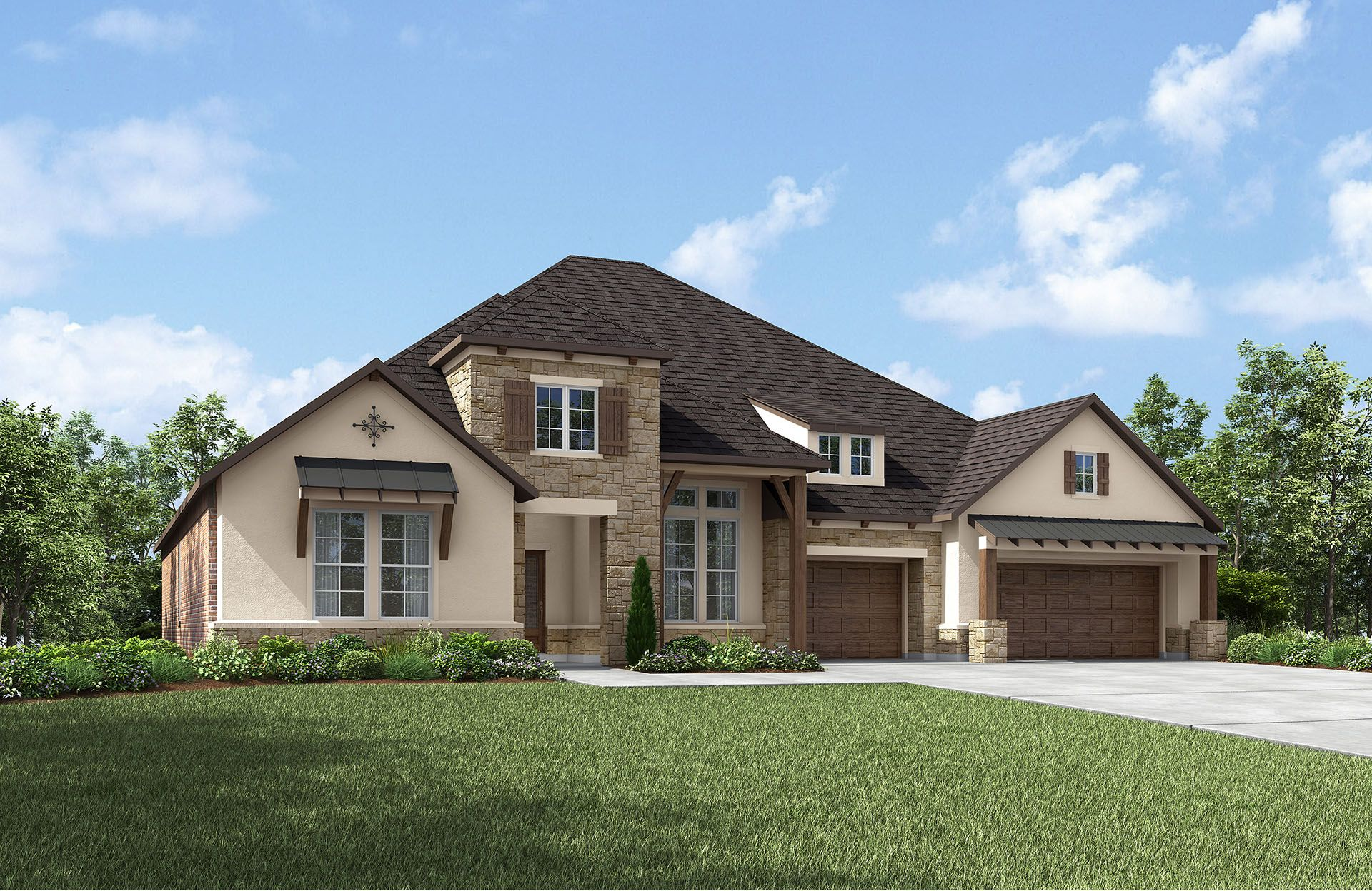 Single Family for Sale at Royal Brook At Kingwood - Castella 3306 Lockridge Harbor Lane Porter, Texas 77365 United States