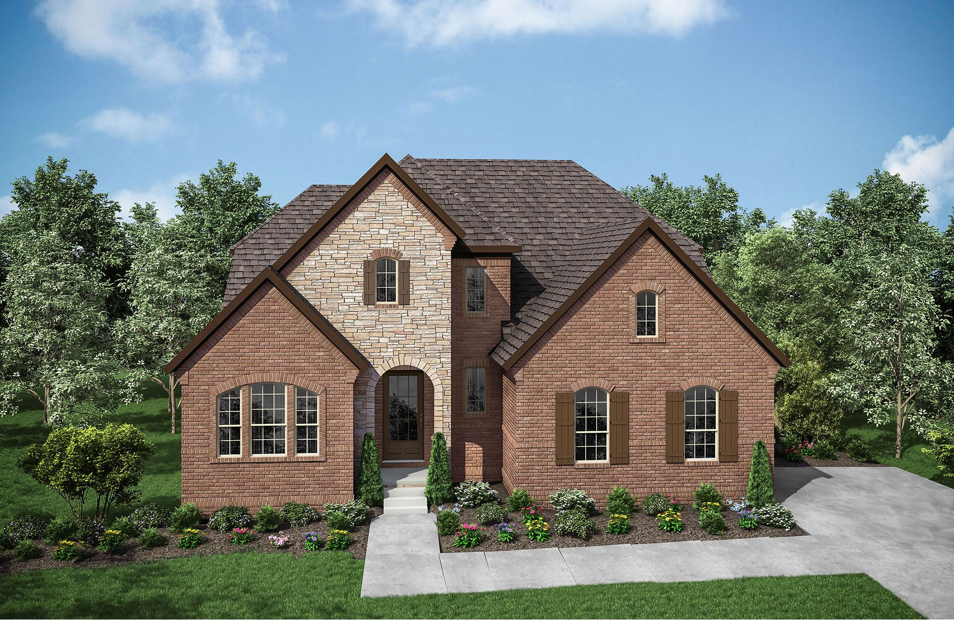 Single Family for Active at Kings' Chapel - Colton 4071 Old Light Circle Arrington, Tennessee 37014 United States