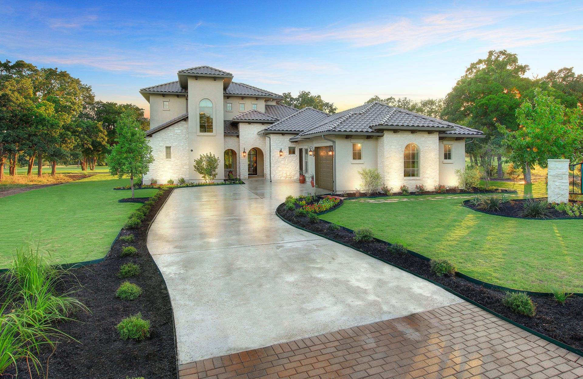 Single Family for Sale at Cimarron Hills - Penderbrook 307 Flint Ridge Trail Georgetown, Texas 78628 United States