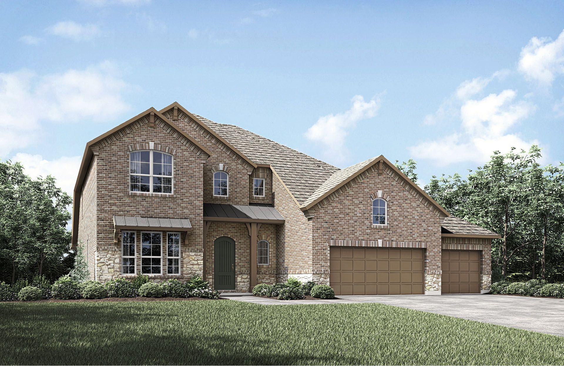 Single Family for Sale at Summer Lakes - Sorenna 7427 Summer Night Lane Rosenberg, Texas 77469 United States